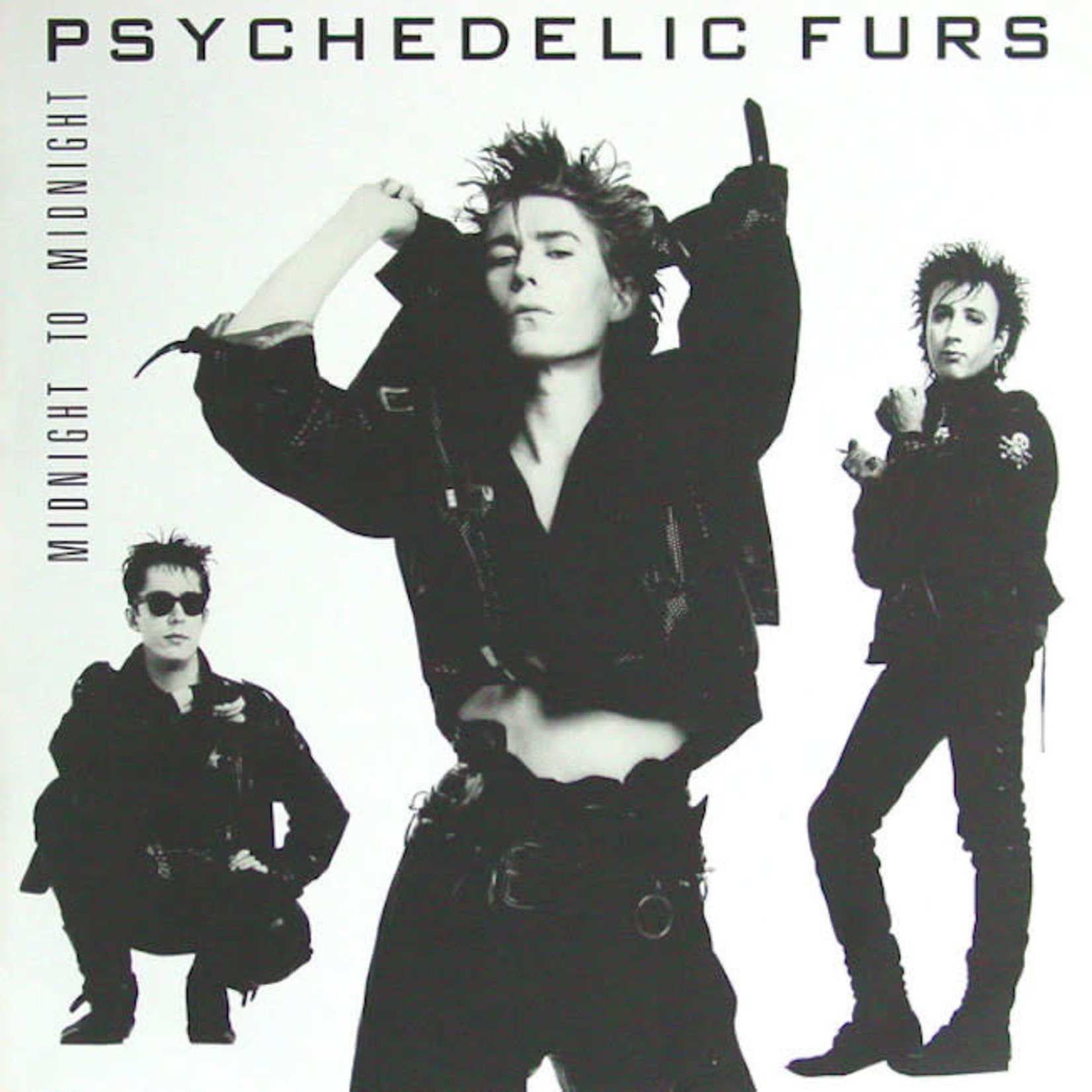 [Vintage] Psychedelic Furs: Midnight to Midnight