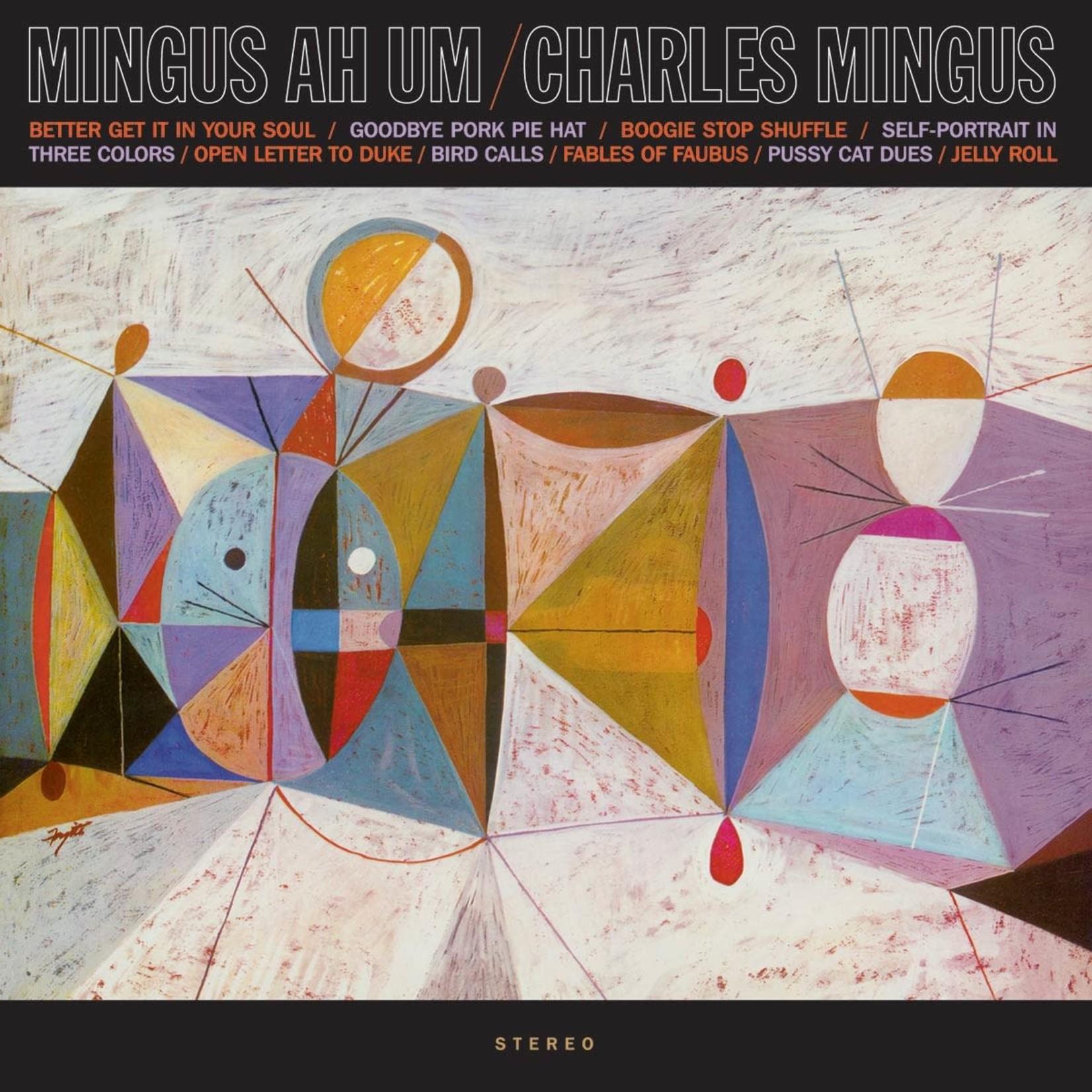 [New] Mingus, Charles: Mingus Ah Um (blue vinyl)