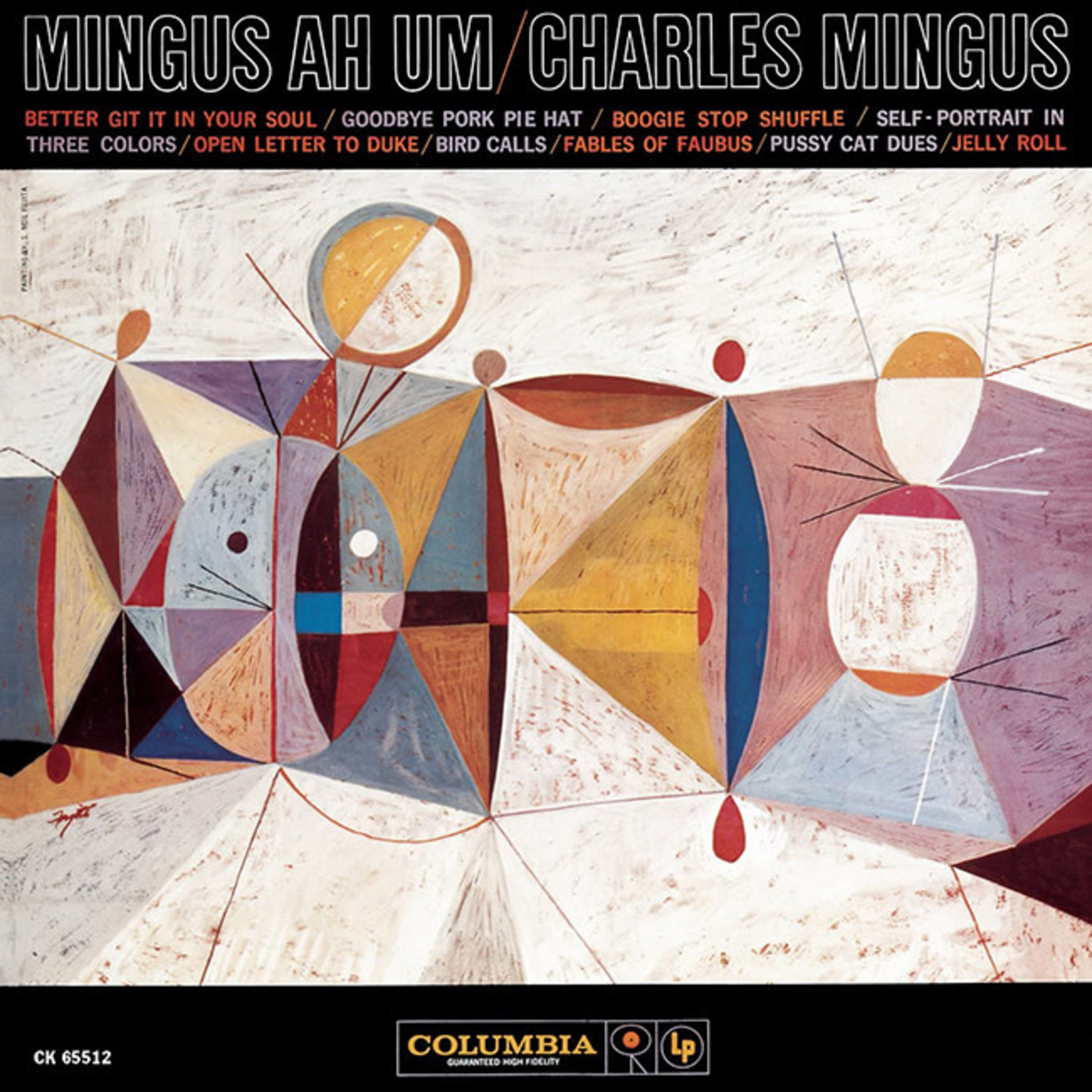 [New] Mingus, Charles: Mingus Ah Um