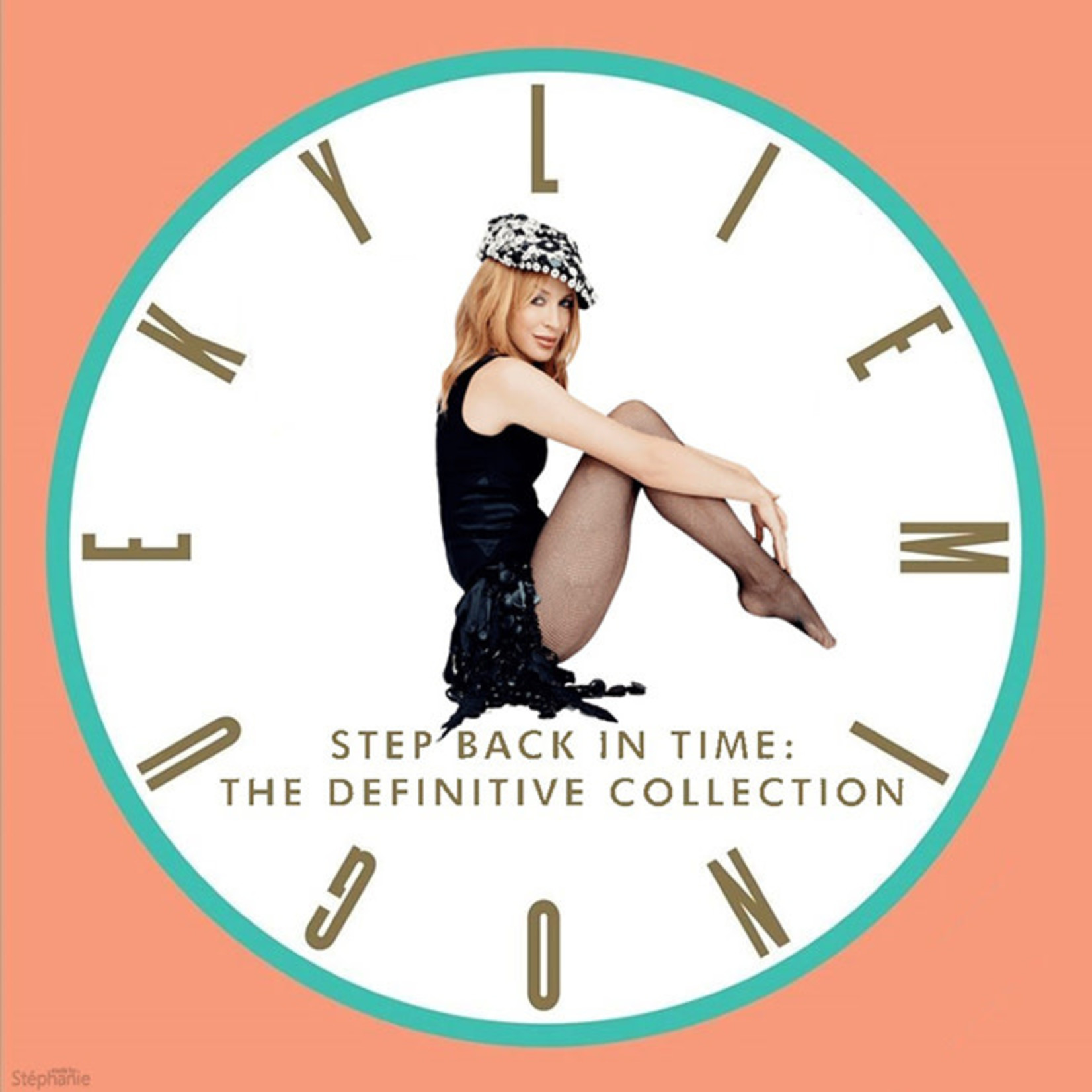 [New] Minogue, Kylie: Step Back In Time (The Definitive Collection) (2LP)