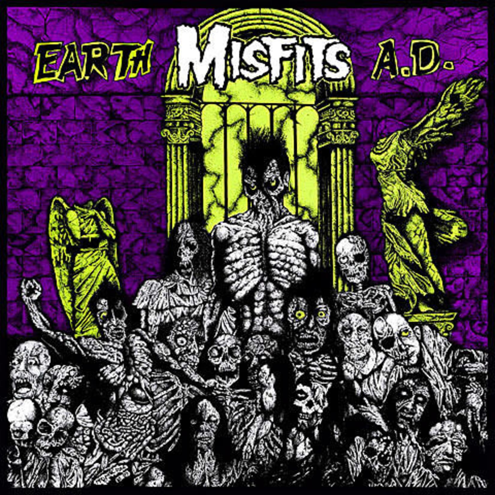 [New] Misfits: Earth A.D