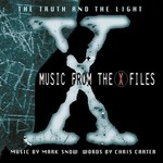 [New] Snow, Mark: The Truth And The Light: Music From The X-Files (soundtrack) (glow in the dark green vinyl)