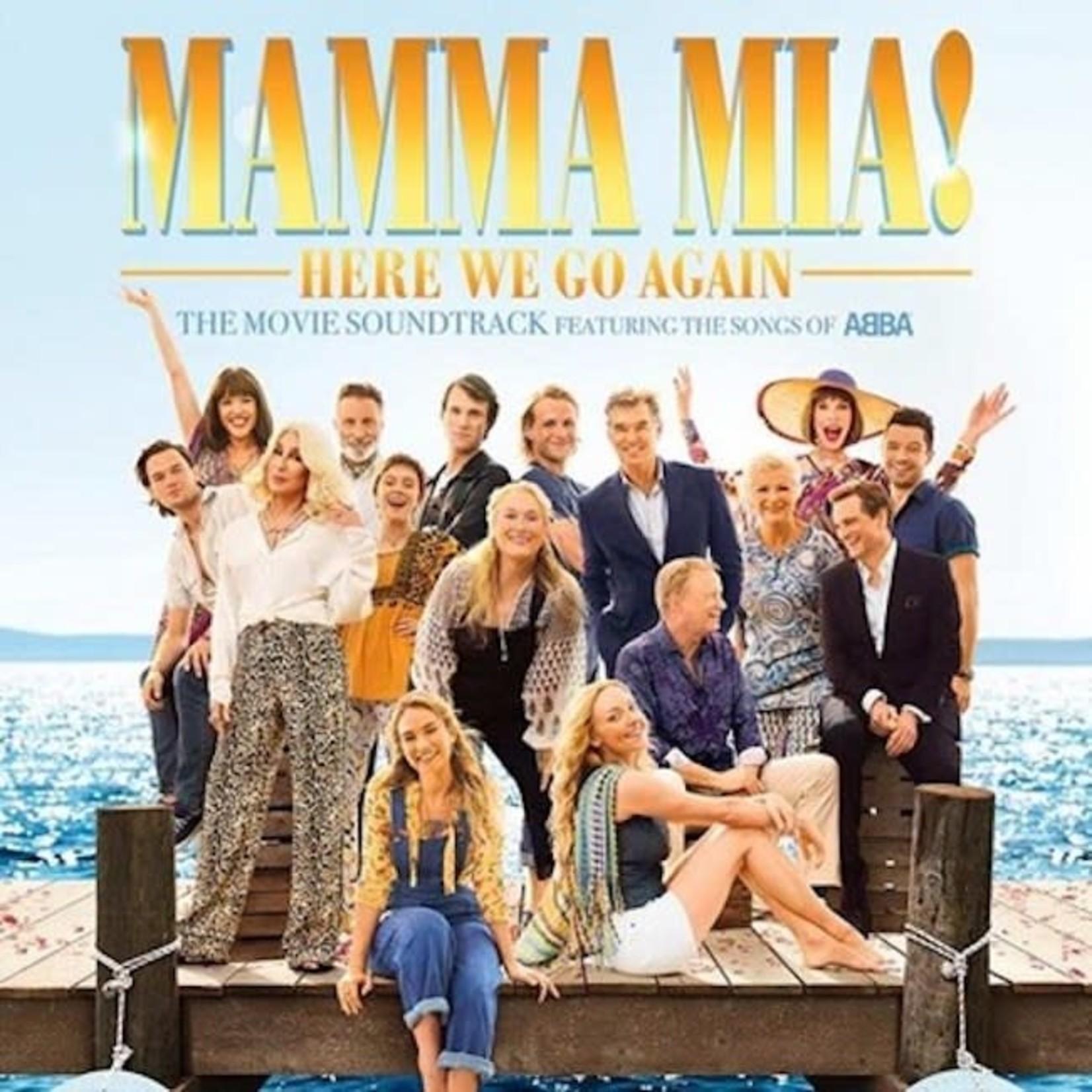[New] Various: Mamma Mia! Here We Go Again (soundtrack) (2LP)