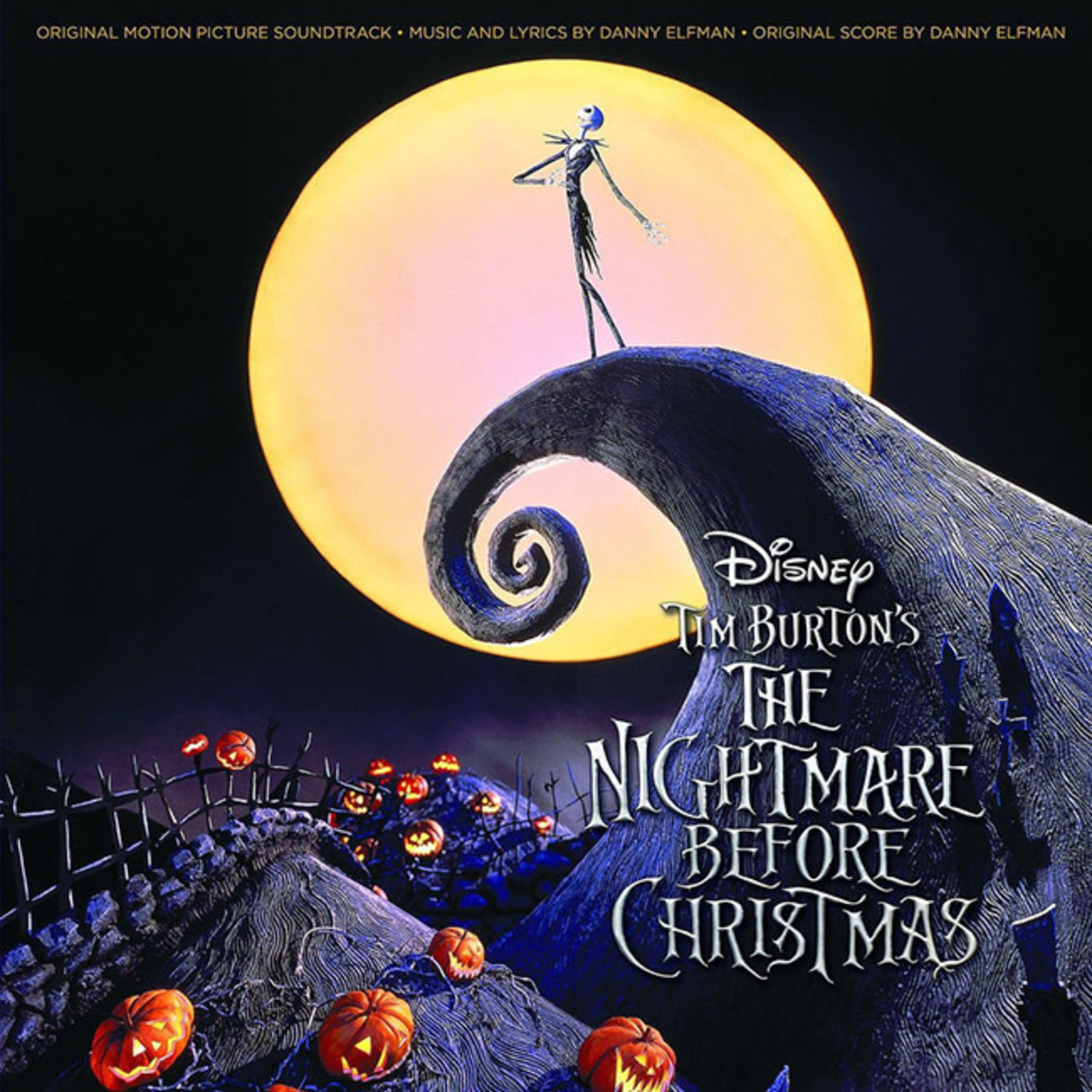 [New] Various: Nightmare Before Christmas (soundtrack)