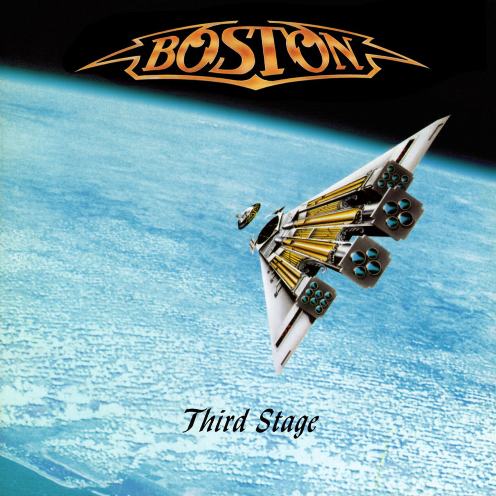 [Vintage] Boston: Third Stage