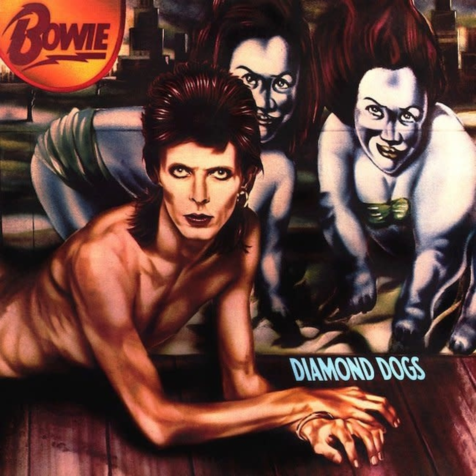 [Vintage] Bowie, David: Diamond Dogs