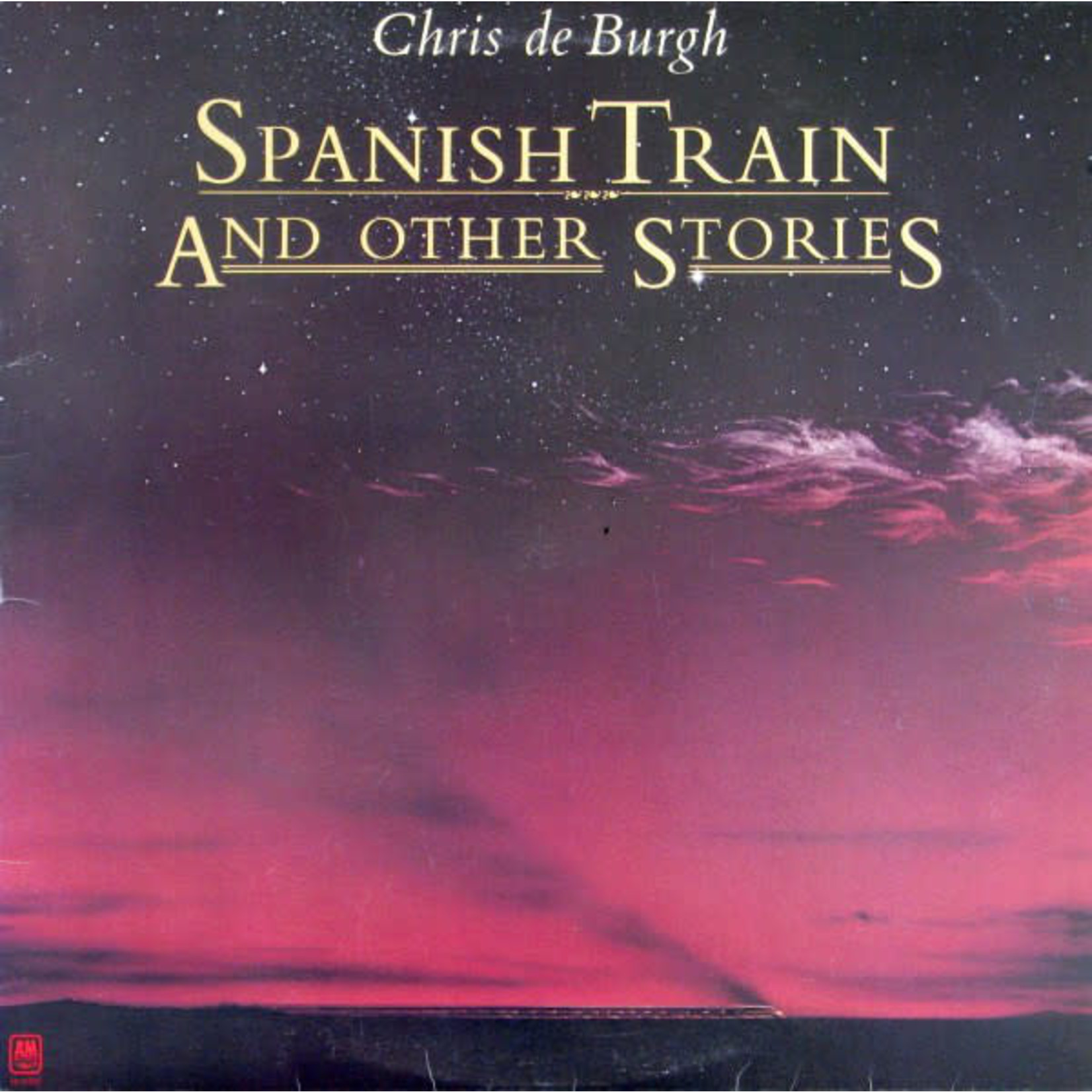 [Vintage] De Burgh, Chris: Spanish Train & Other Stories