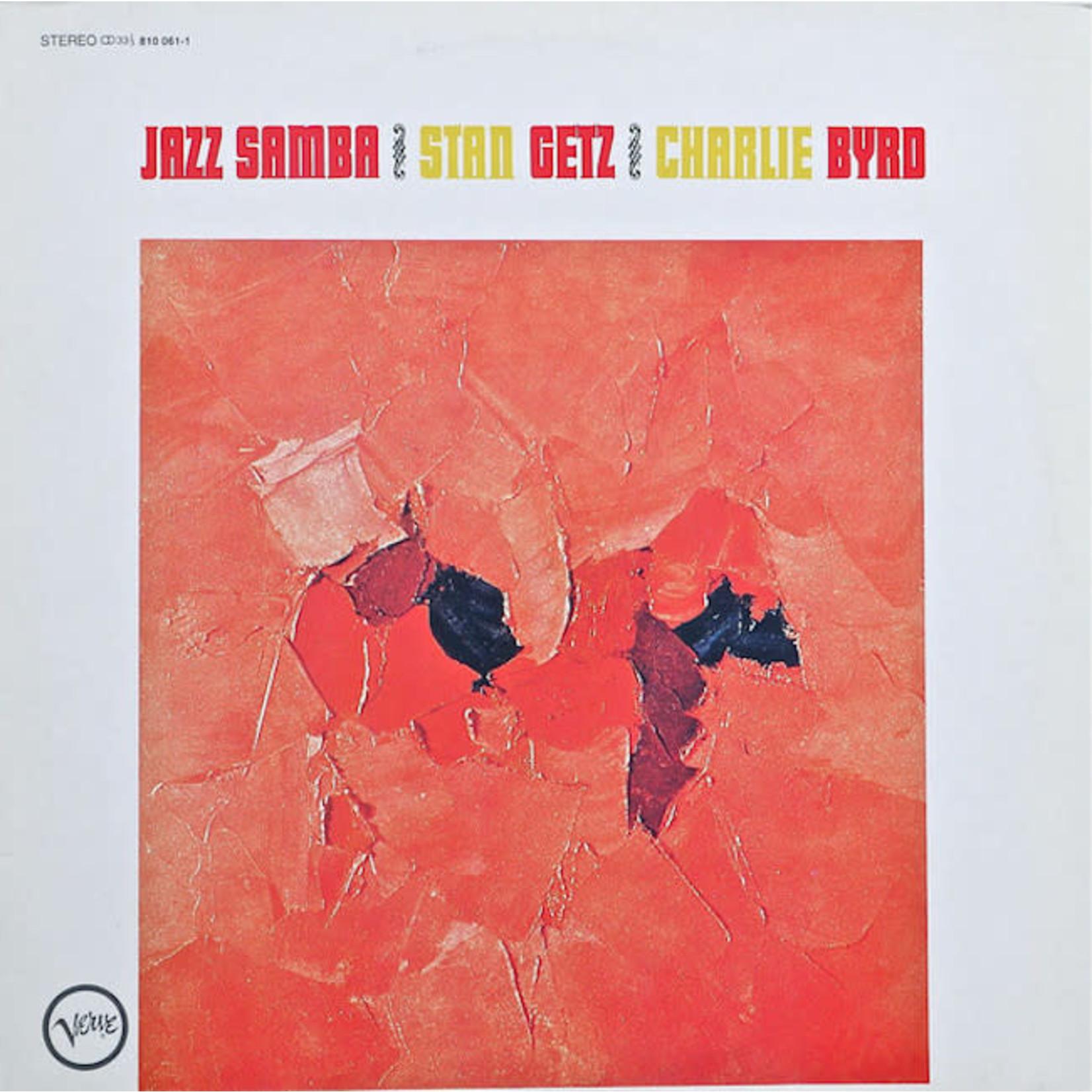 [Vintage] Getz, Stan & Charlie Byrd: Jazz Samba (reissue)