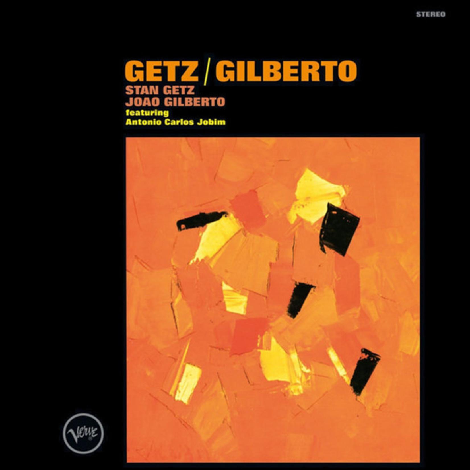 [New] Getz, Stan & Joao Gilberto: Getz/Gilberto
