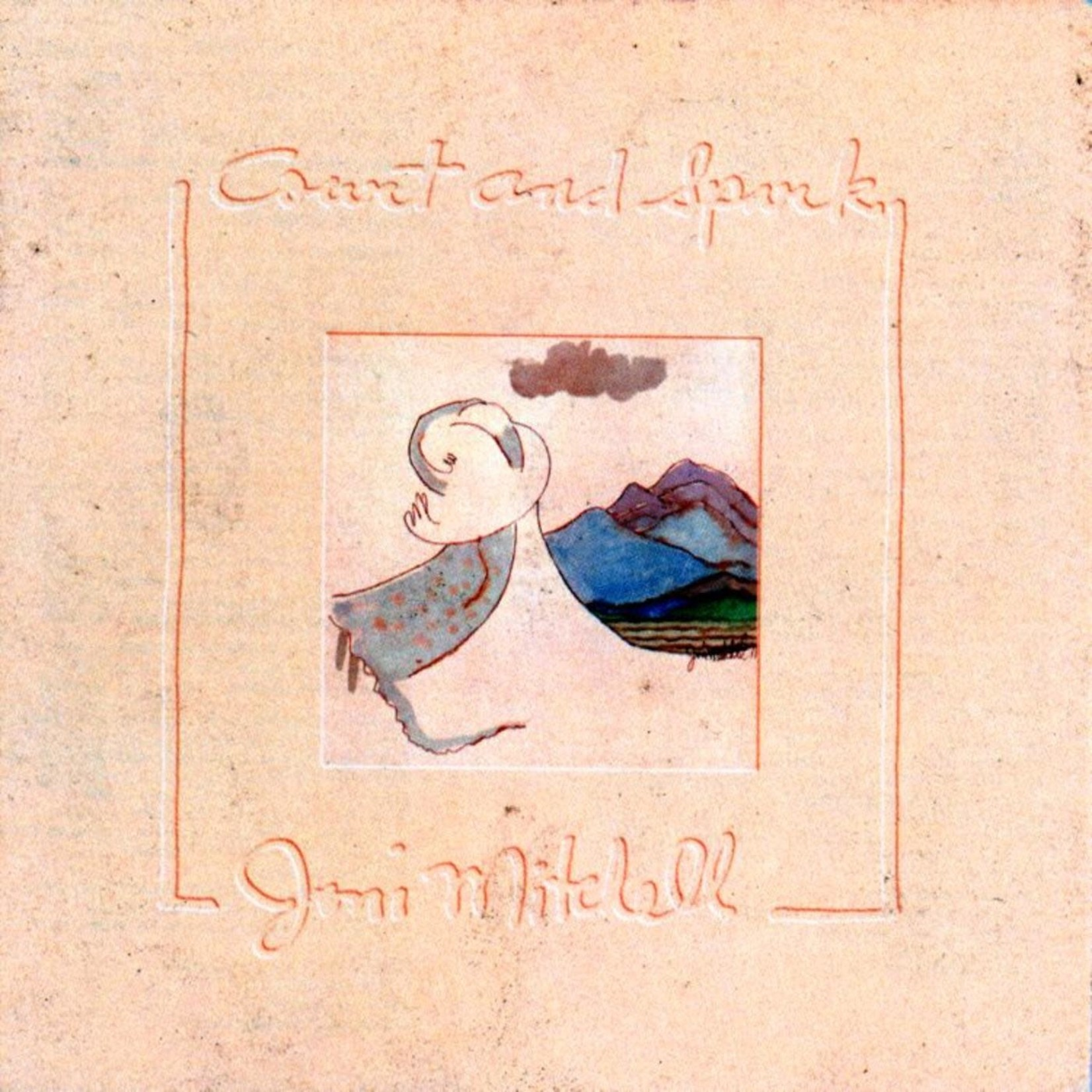[New] Mitchell, Joni: Court And Spark
