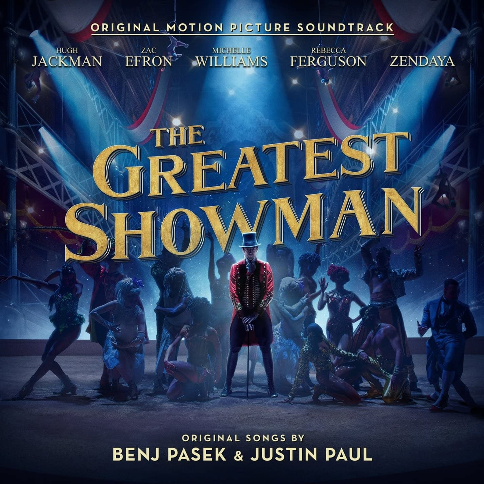 [New] Various: The Greatest Showman (soundtrack)