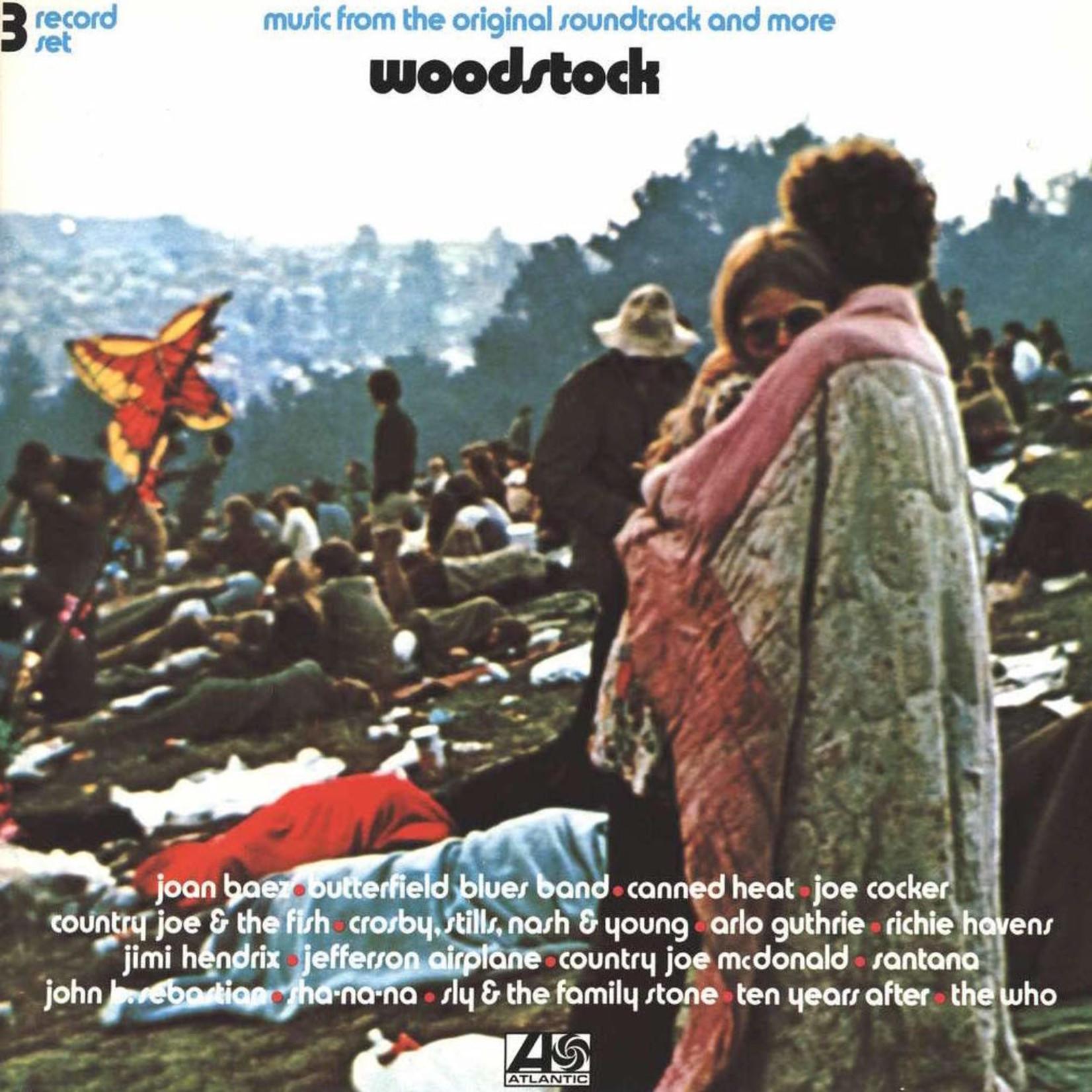 [Vintage] Various: Woodstock 1 (soundtrack) (3LP)