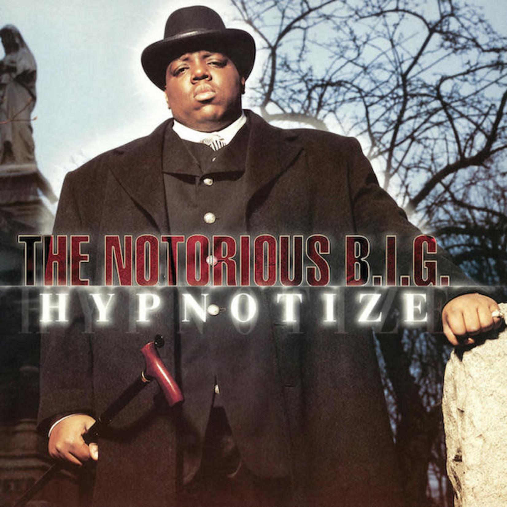 [New] Notorious B.I.G: Hypnotize (12'', black & orange vinyl)