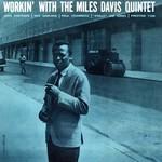 [New] Davis, Miles: Workin' With The Miles Davis Quintet (blue vinyl)
