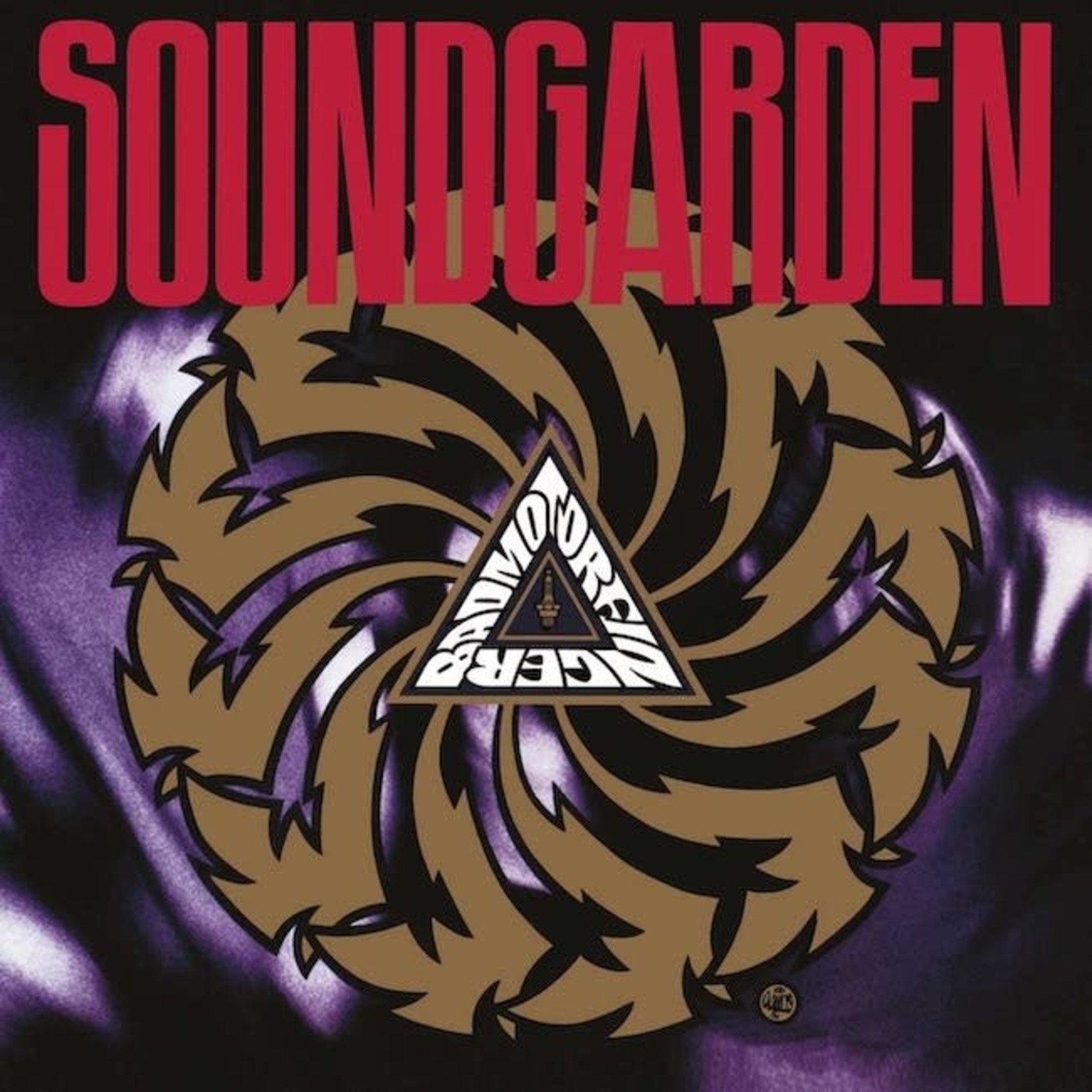 [New] Soundgarden: Badmotorfinger (European Ed.)