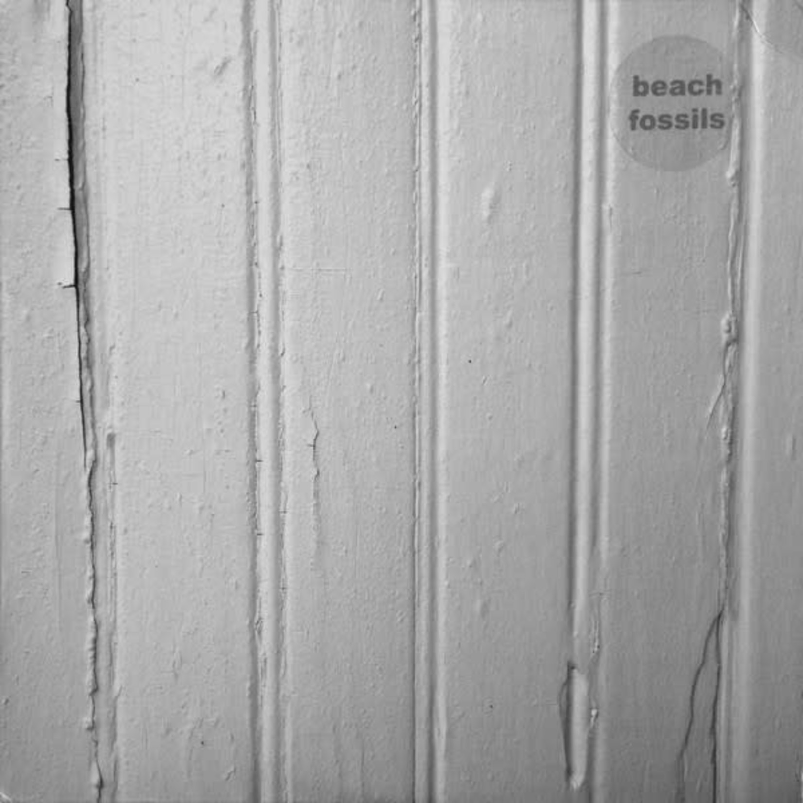 [New] Beach Fossils: self-titled (clear green vinyl)