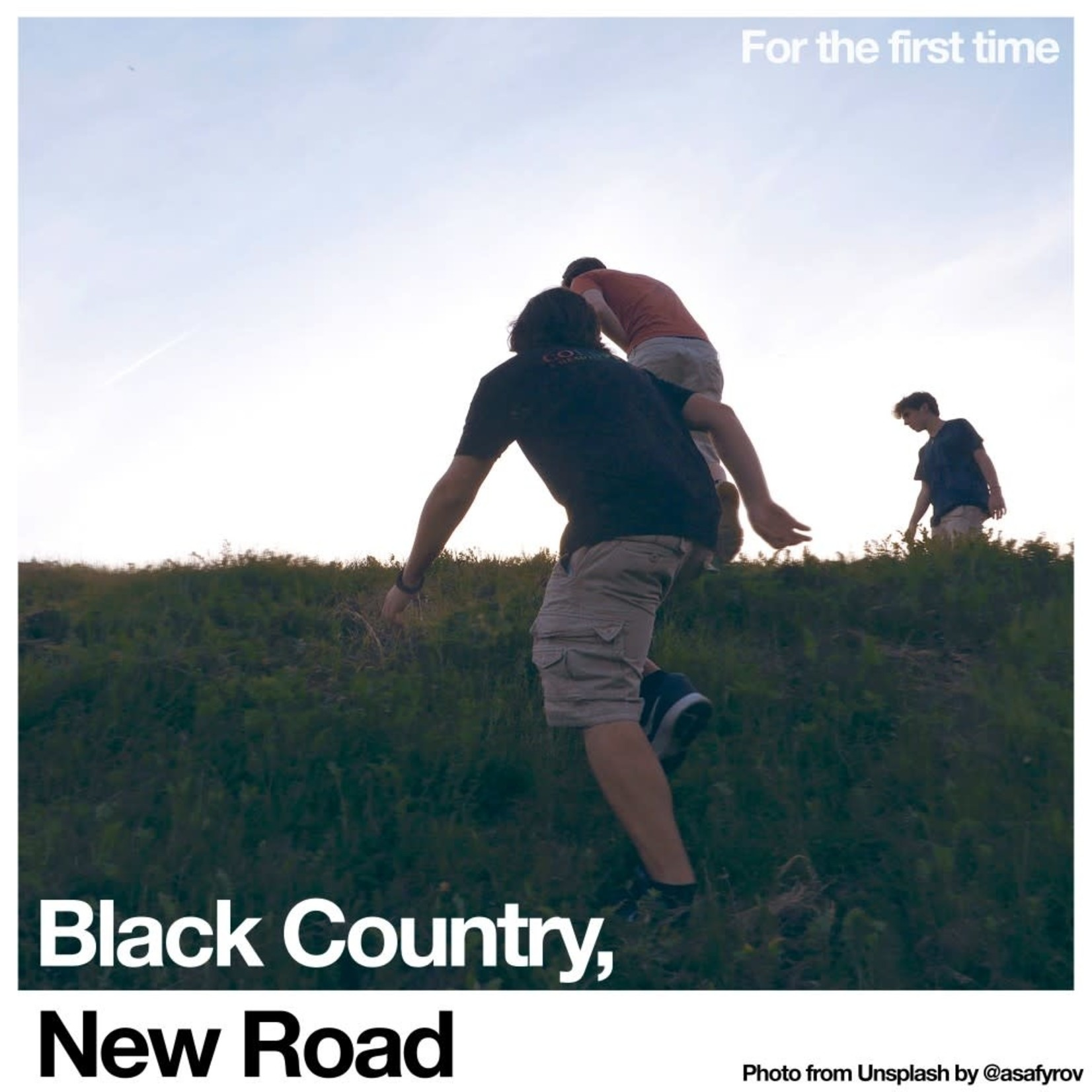 [New] Black Country, New Road: For The First Time