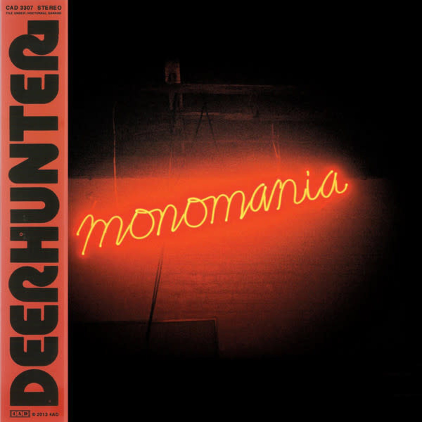 [New] Deerhunter: Monomania (Lp)