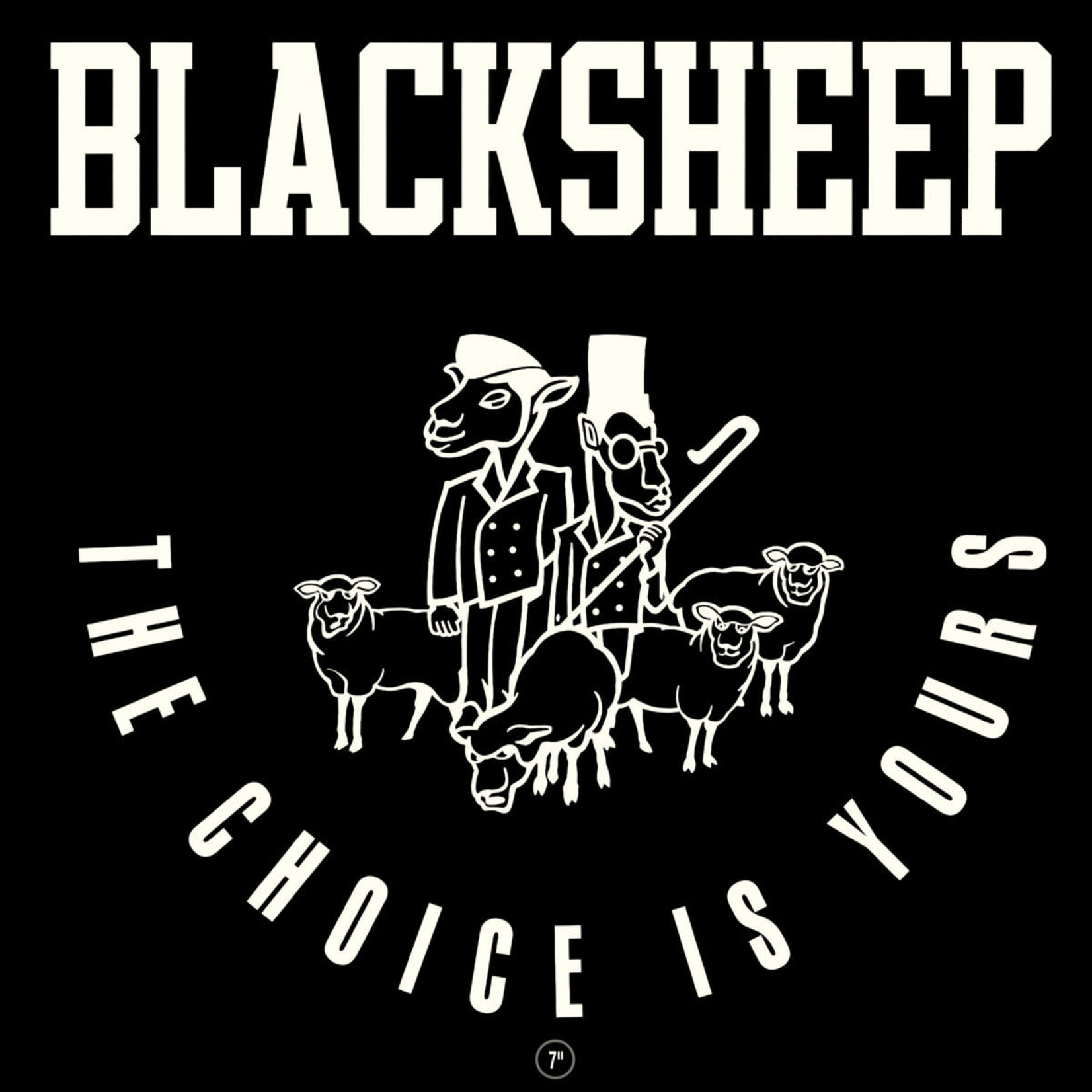 [New] Black Sheep: The Choice Is Yours (7'')