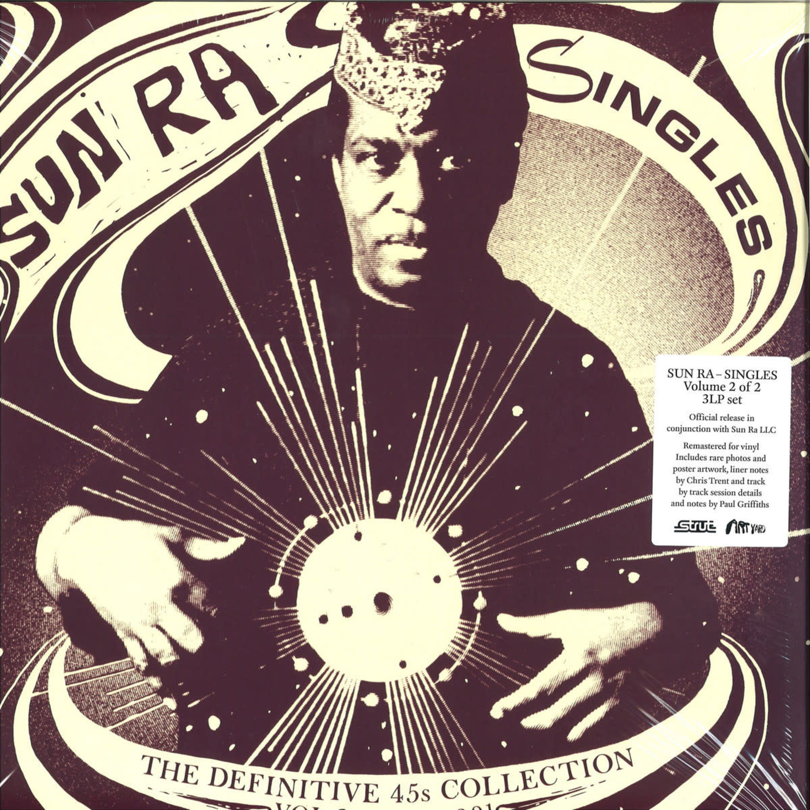 [New] Sun Ra: Singles Vol. 2 (3LP)