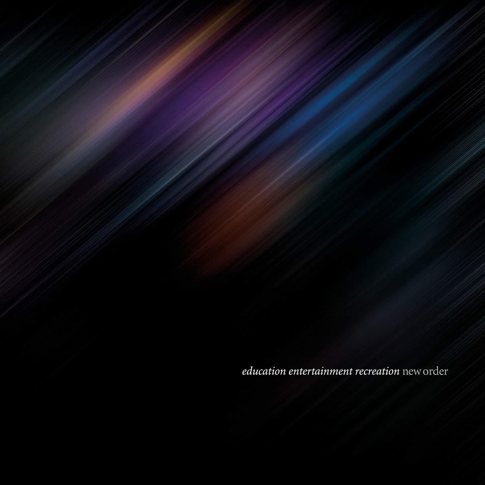 [New] New Order: Education Entertainment Recreation (3LP)