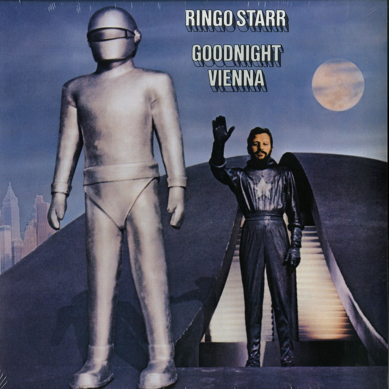 [Vintage] Starr, Ringo: Goodnight Vienna