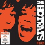 [New] Hotrats: Turn Ons (180g, clear vinyl)