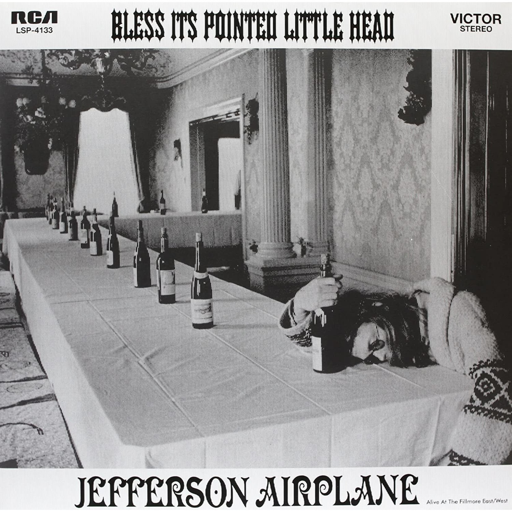 [New] Jefferson Airplane: Bless Its Pointed Little Head
