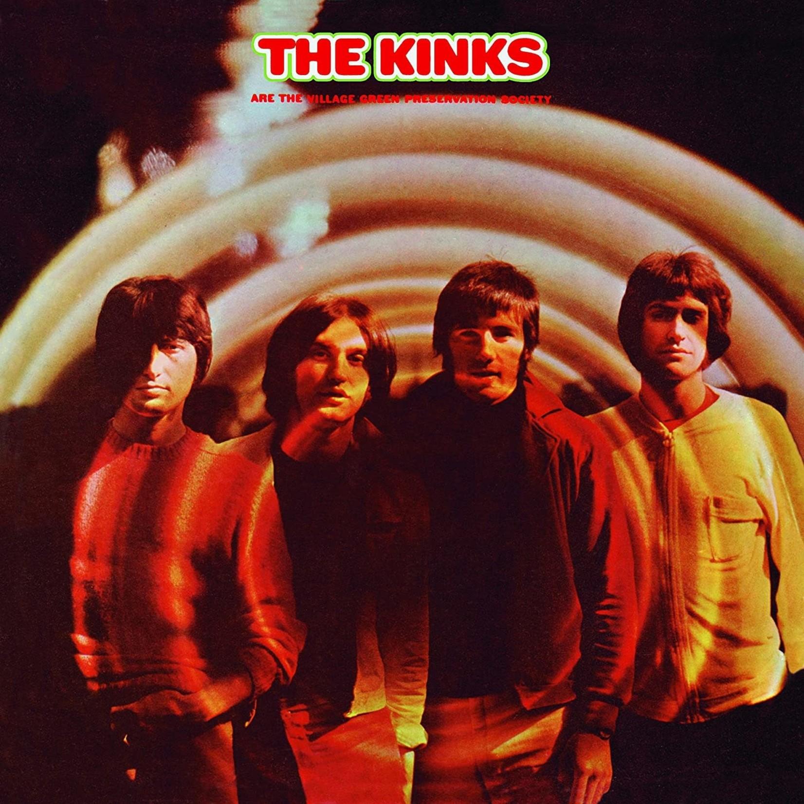 [New] Kinks: The Kinks Are The Village Green Preservation Society (mono, gatefold)