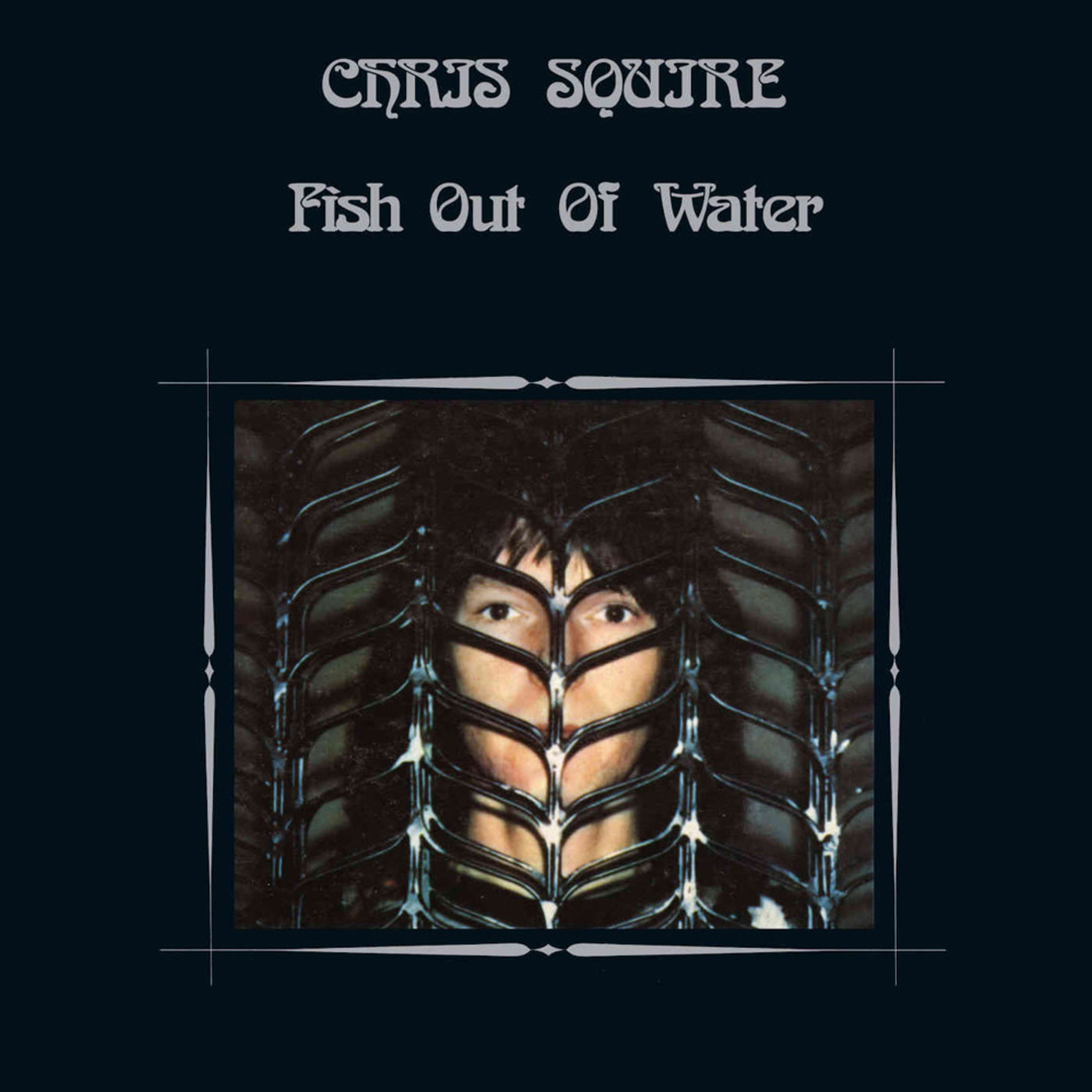 [Vintage] Squire, Chris (Yes): Fish Out of Water