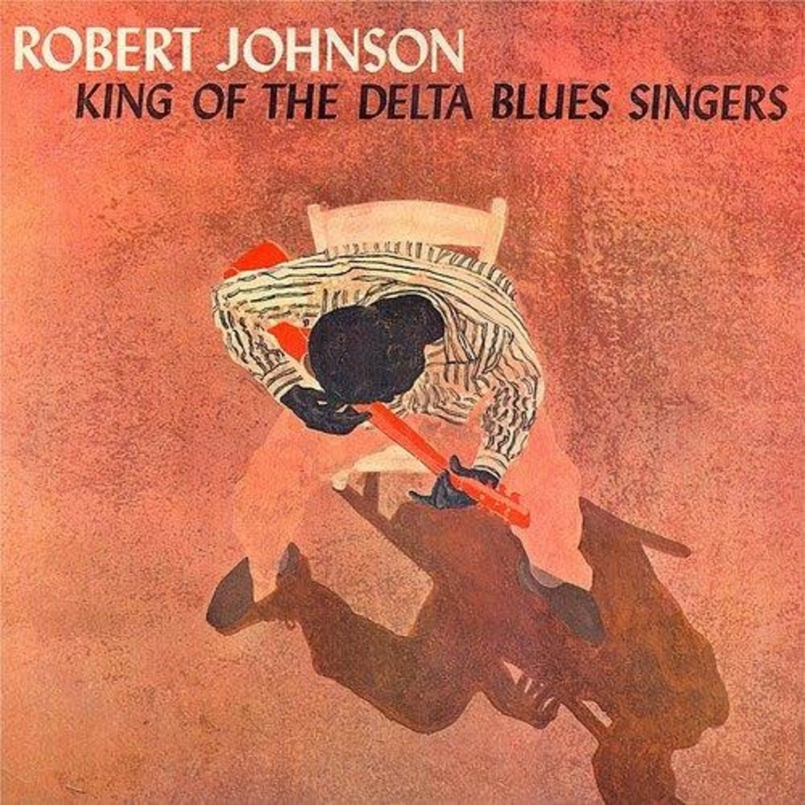 [New] Johnson, Robert: King Of The Delta Blues Singers (turquoise vinyl)
