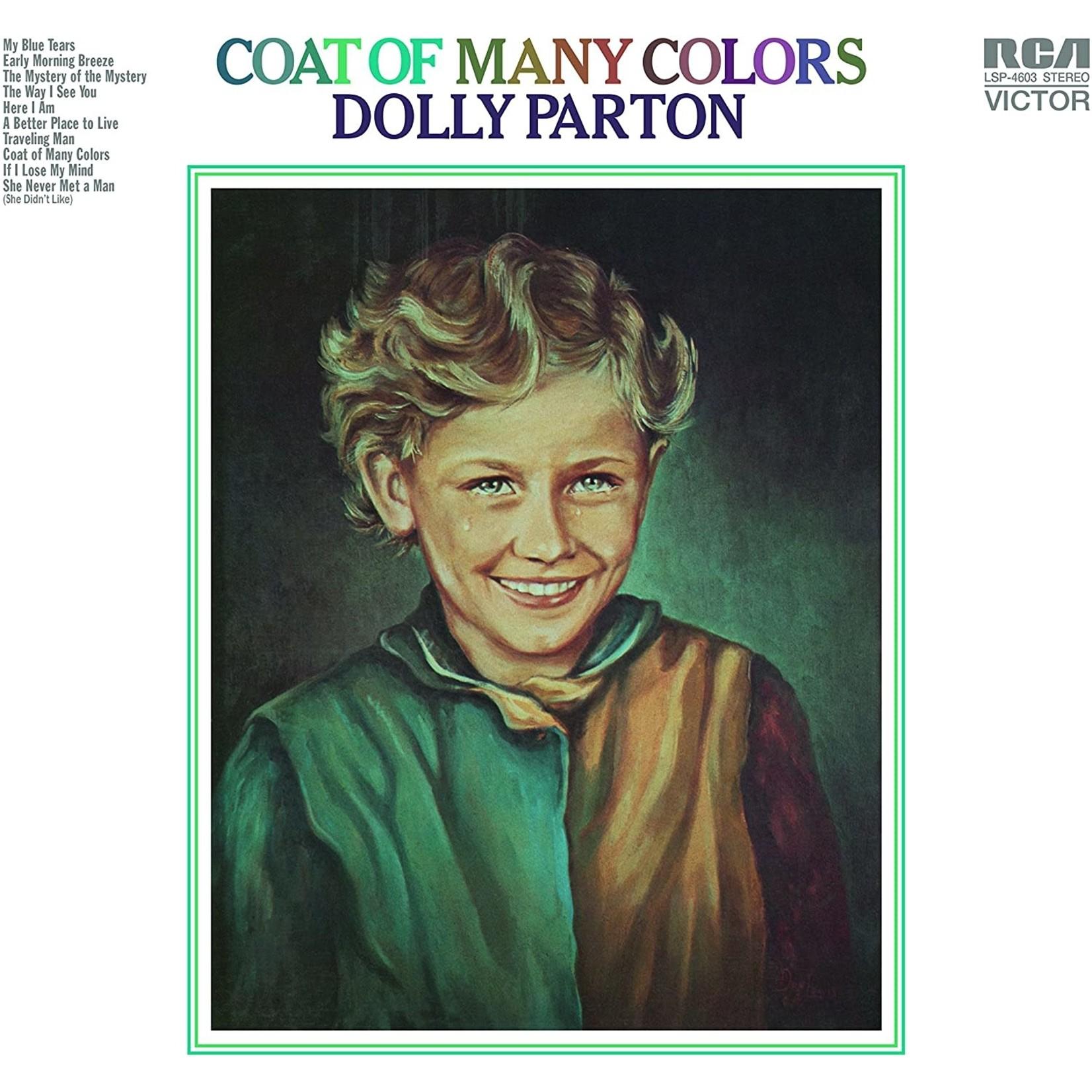 [New] Parton, Dolly: Coat Of Many Colors