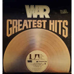 [New] War: Greatest Hits (Limited Ed., gold vinyl)