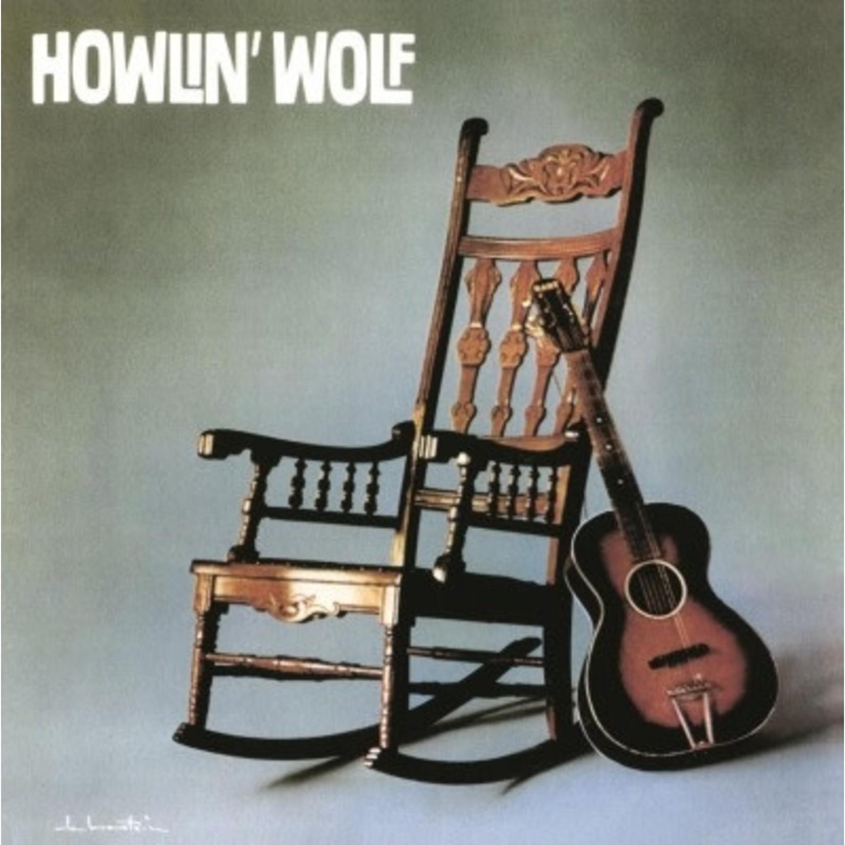 [New] Howlin' Wolf: Rockin' Chair Album