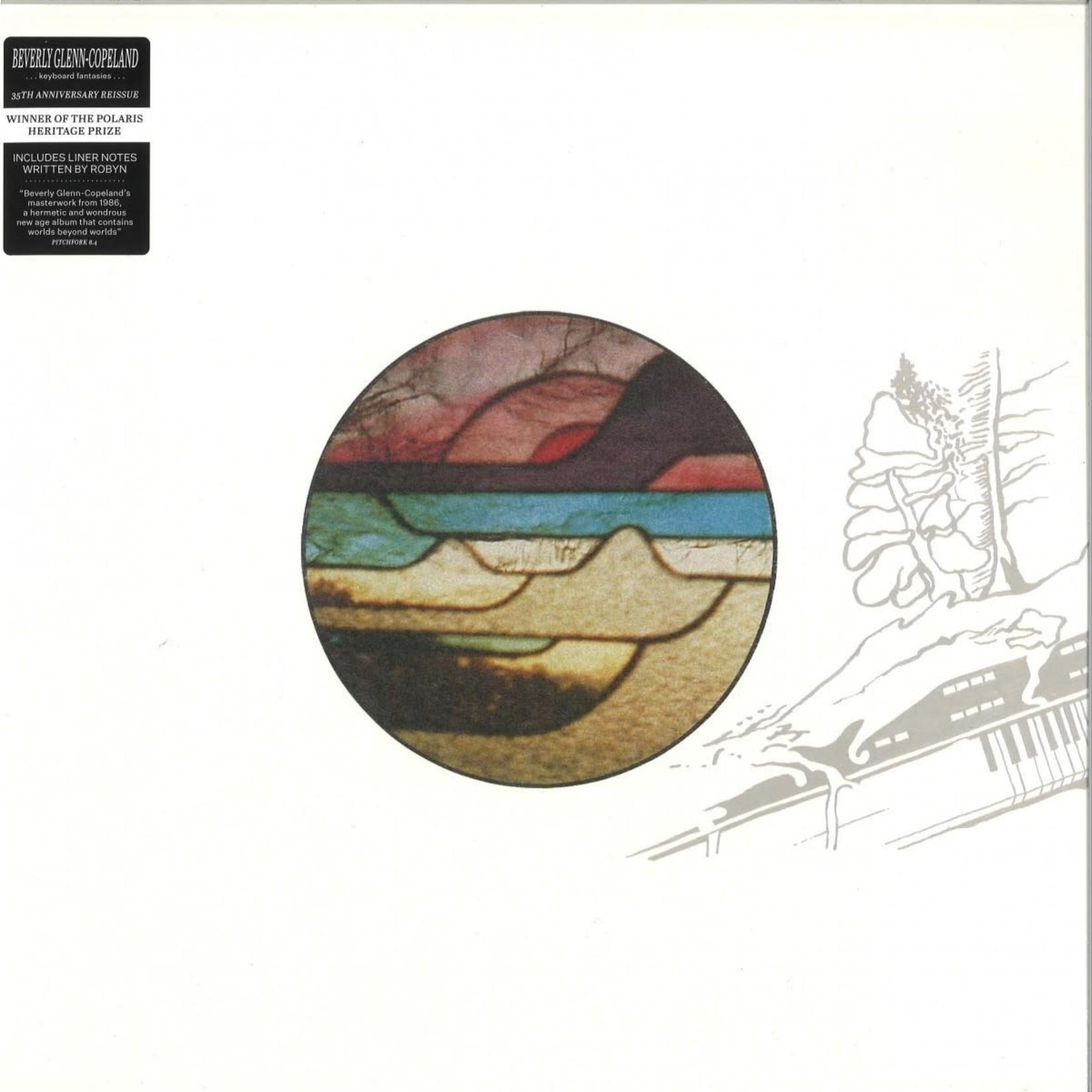 [New] Glenn-Copeland, Beverly: Keyboard Fantasies