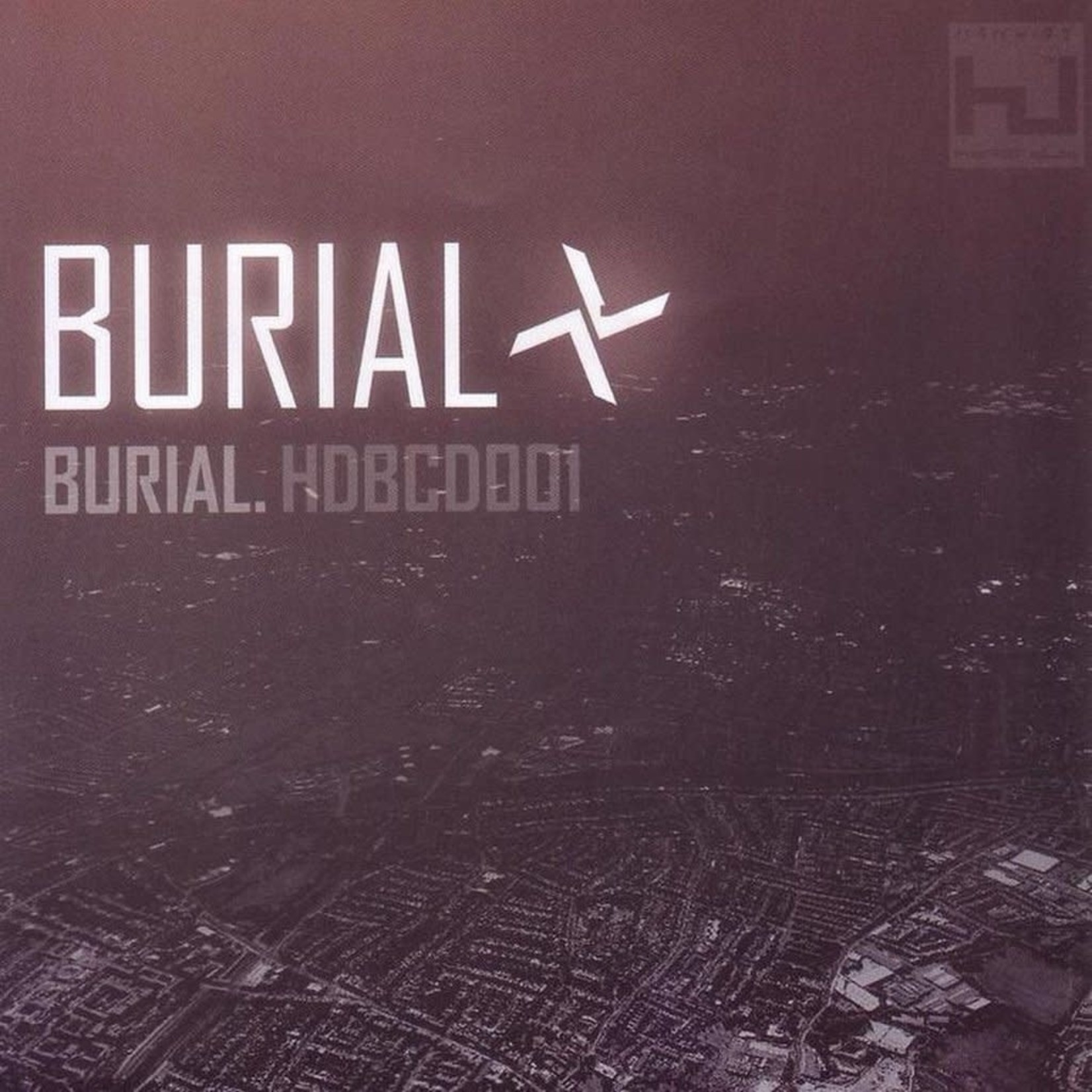 [New] Burial: self-titled (2LP, 180g)