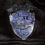 [New] Prodigy: Their Law - The Singles: 1990-2005 (2LP, silver vinyl)