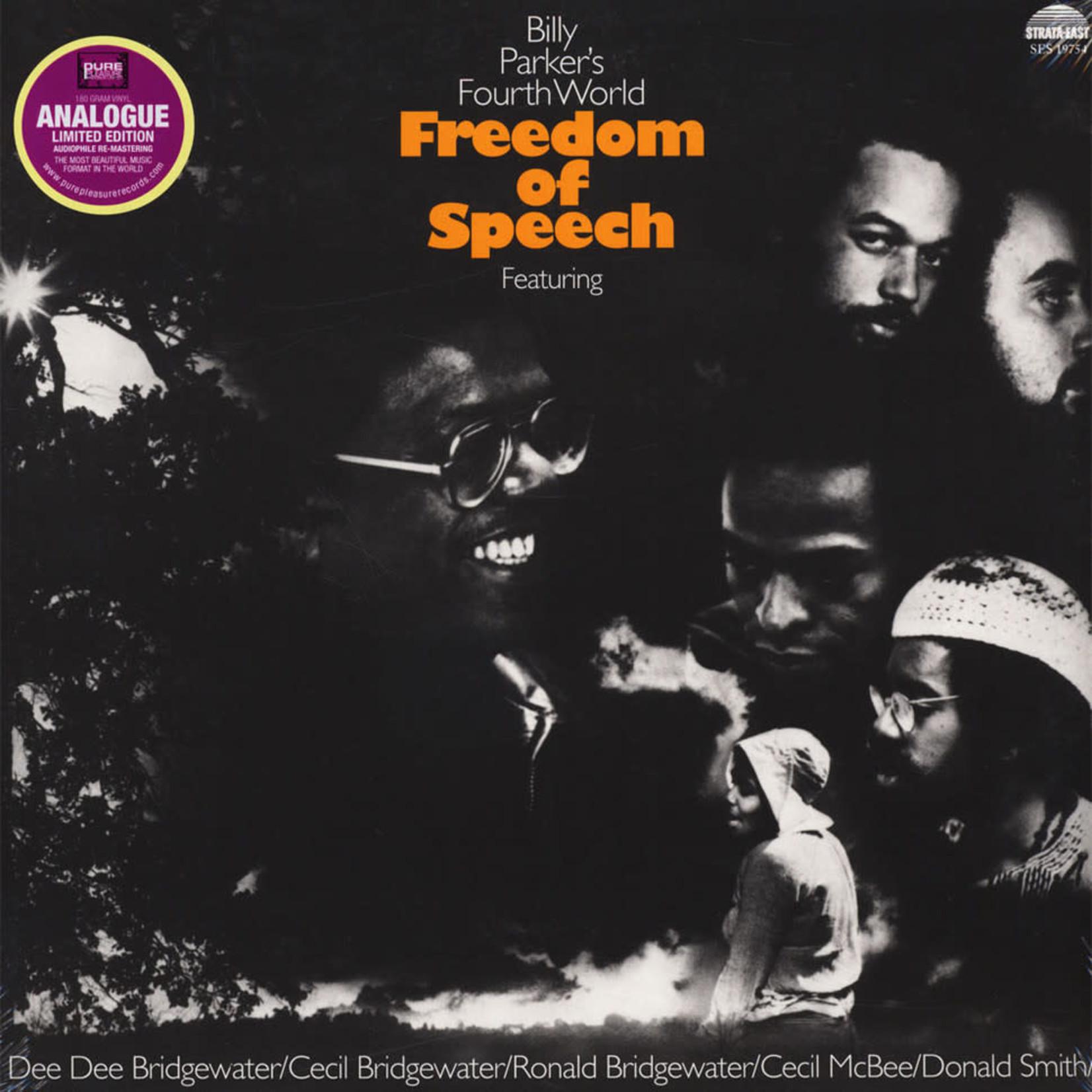 [New] Parker, Billy's Fourth World: Freedom of Speech