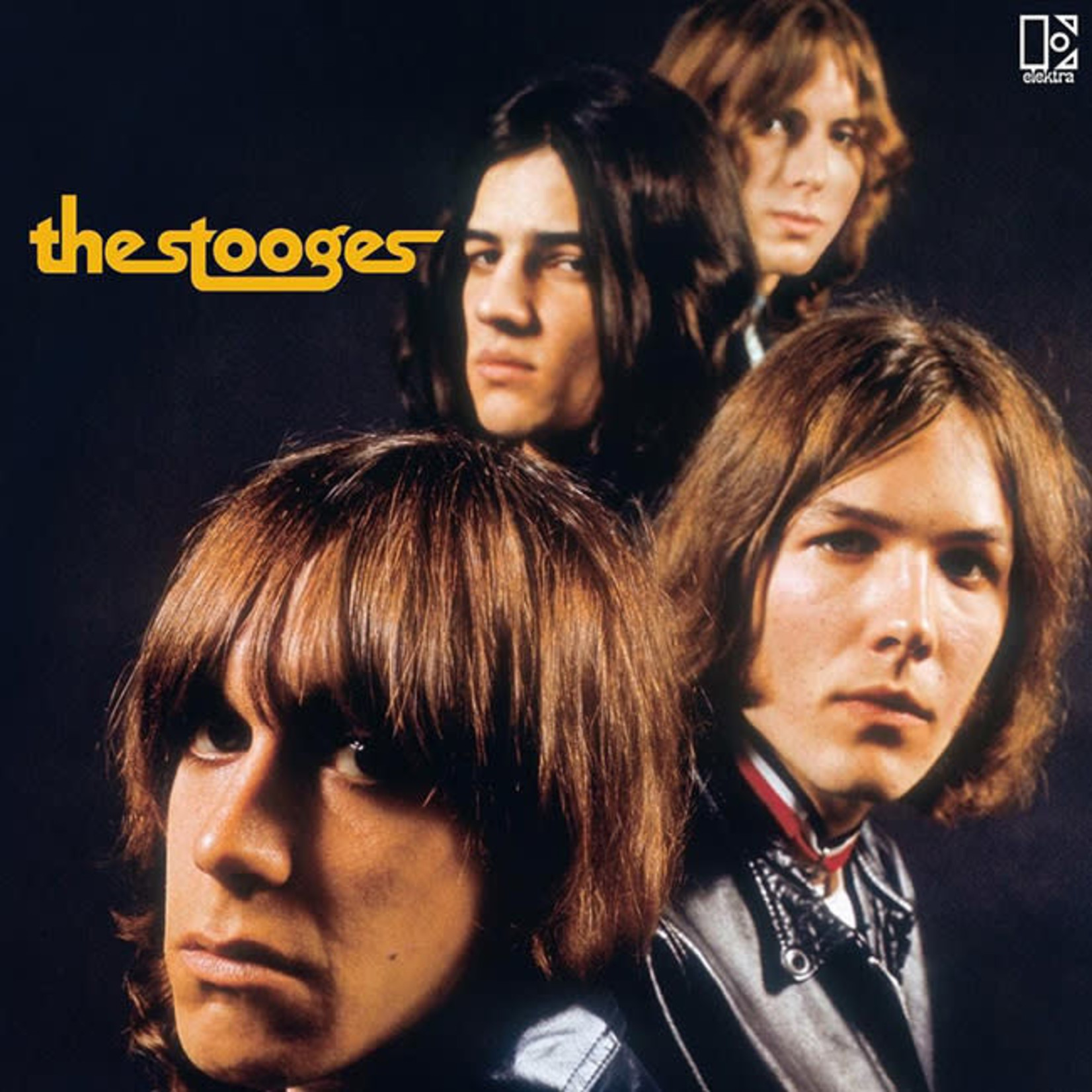 [New] Stooges: self-titled (opaque god-brown vinyl)