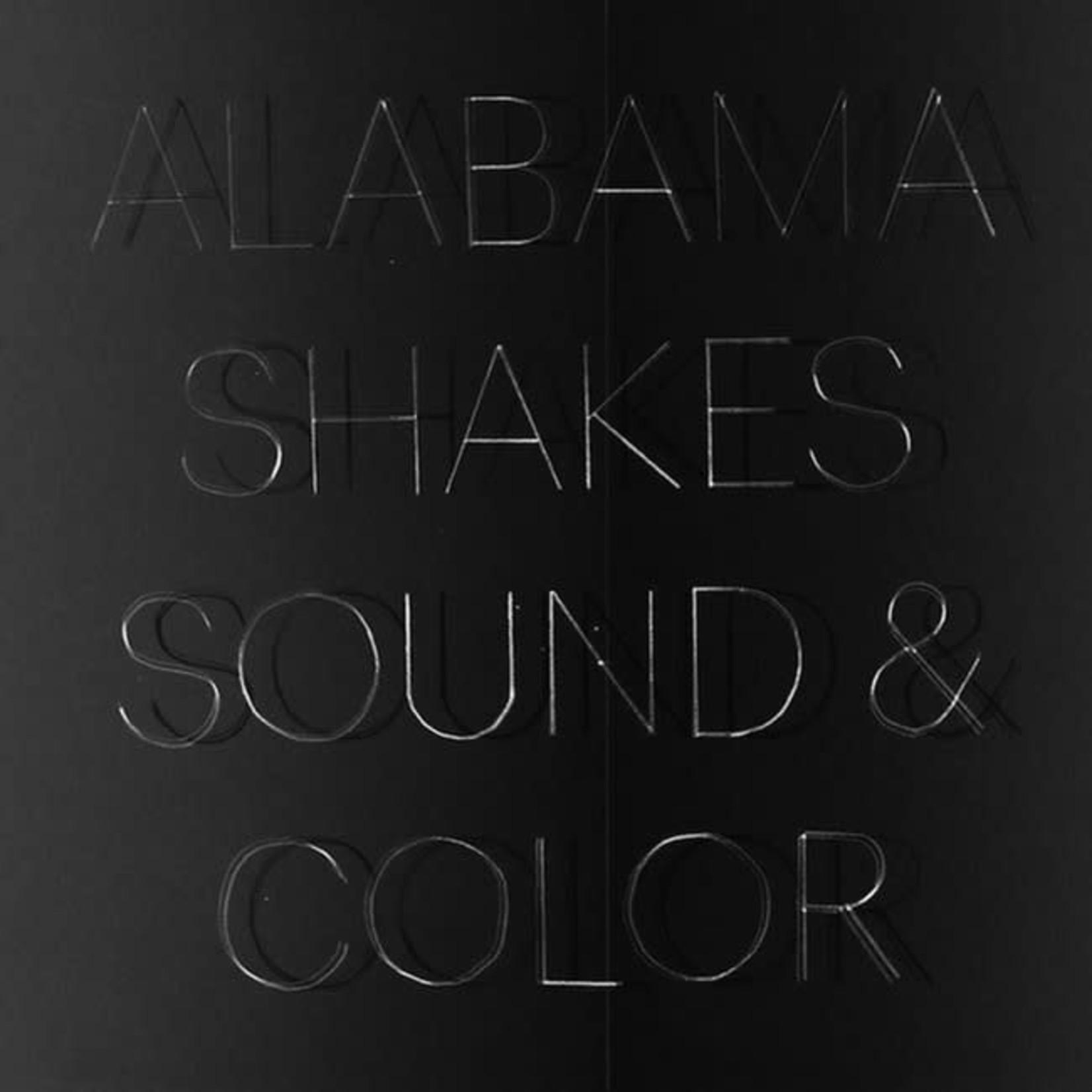 [New] Alabama Shakes: Sound & Color (2LP, clear vinyl)