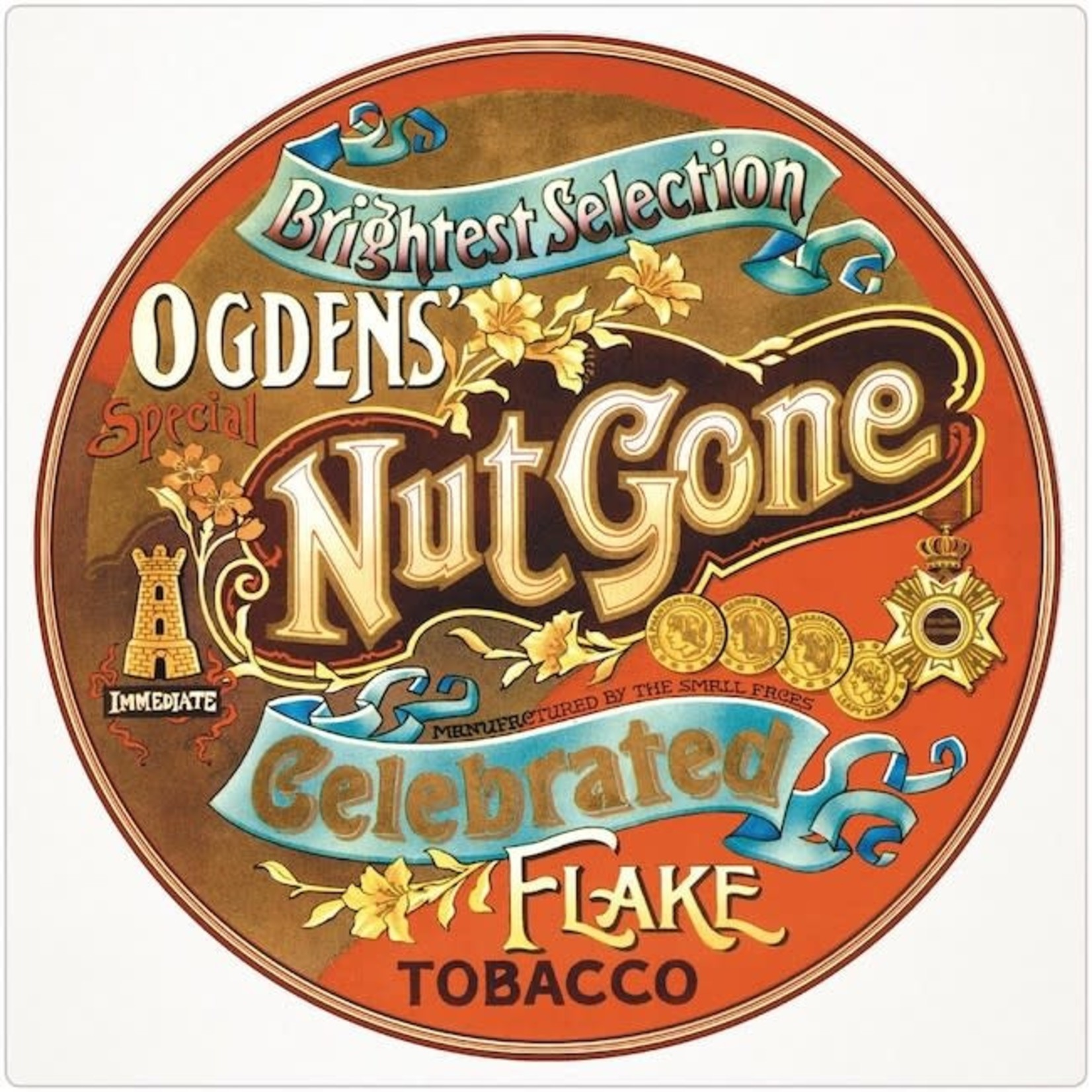 [New] Small Faces: Ogdens' Nut Gone Flake