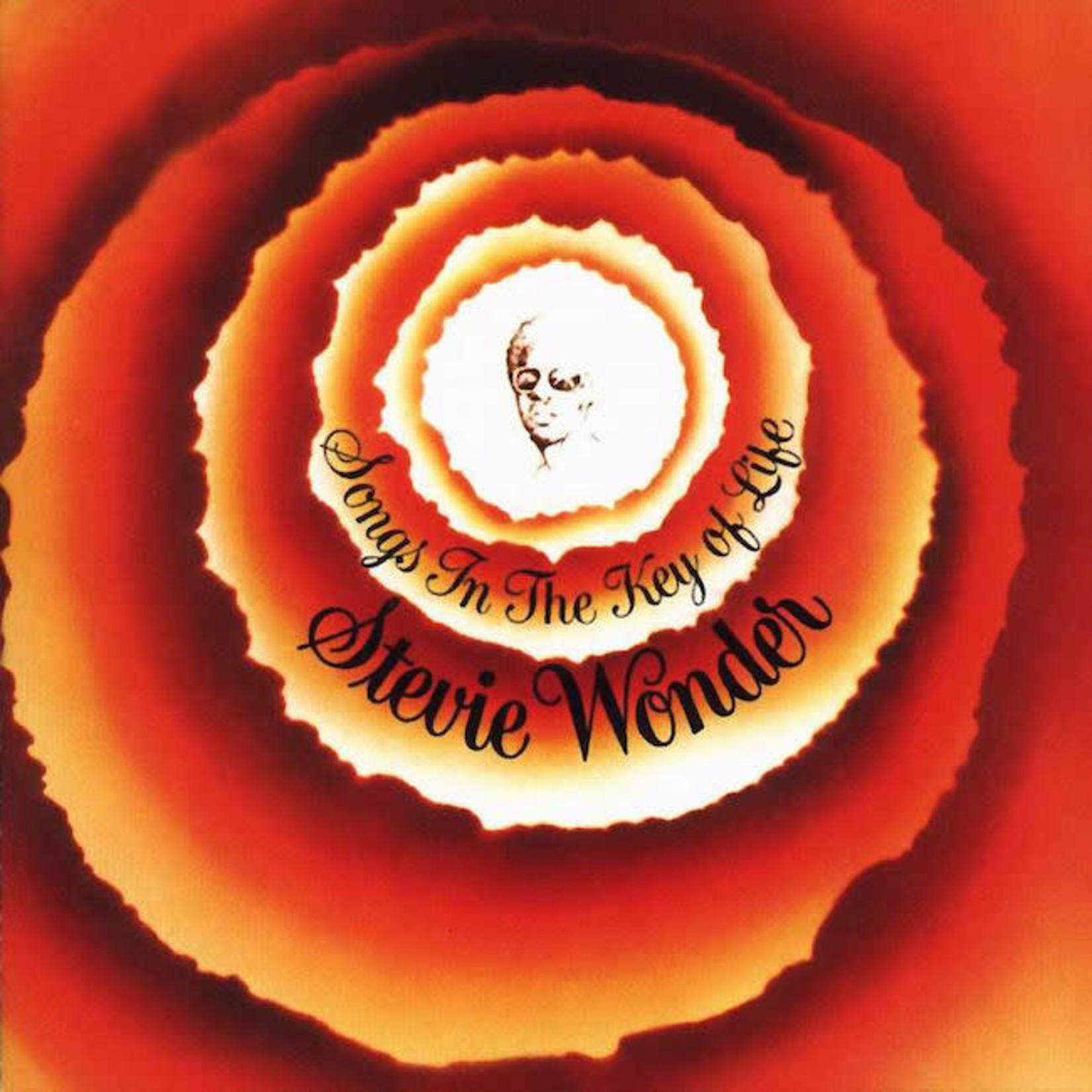 [New] Wonder, Stevie: Songs In The Key Of Life (2LP+7''+book)