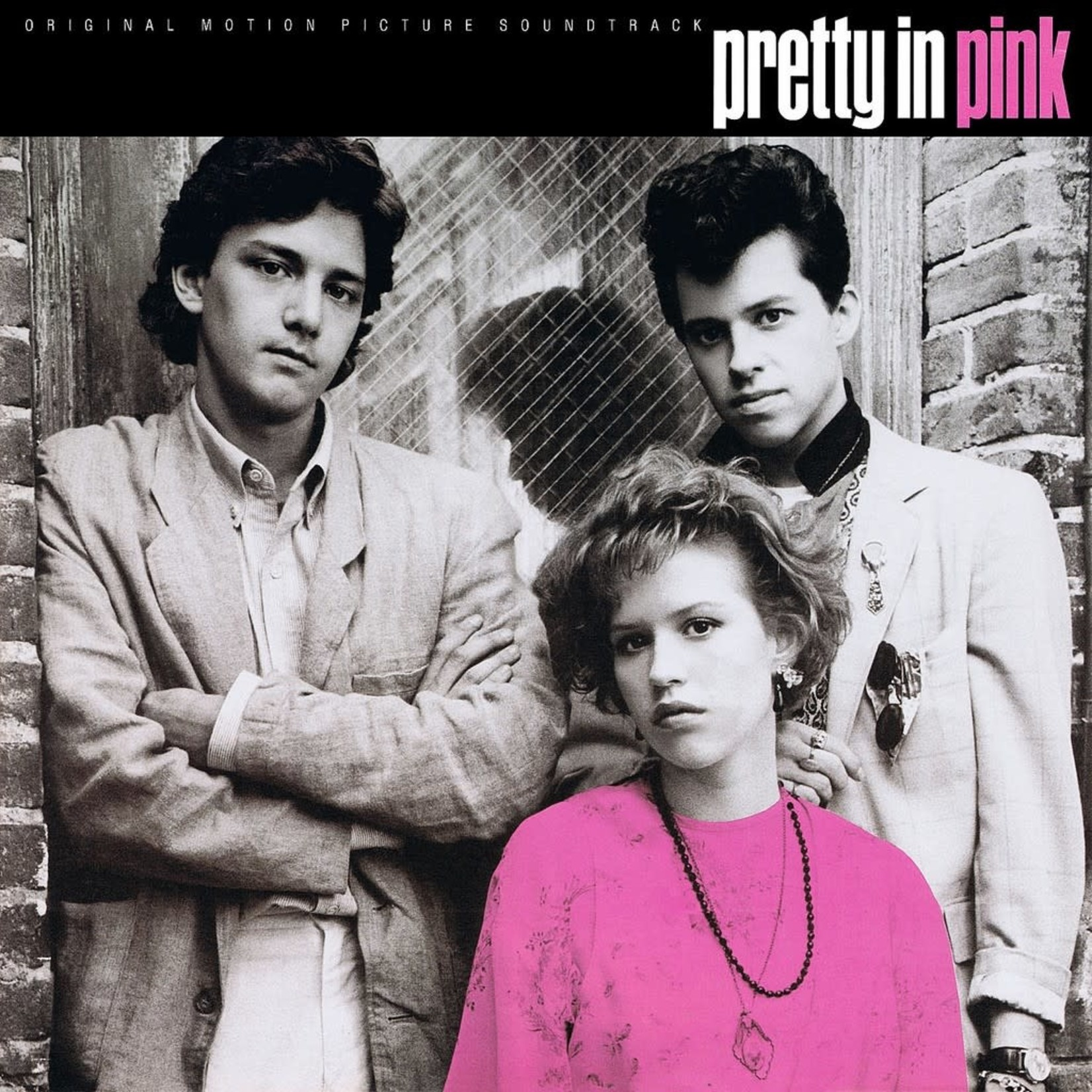 [Vintage] Various: Pretty in Pink (Soundtrack)