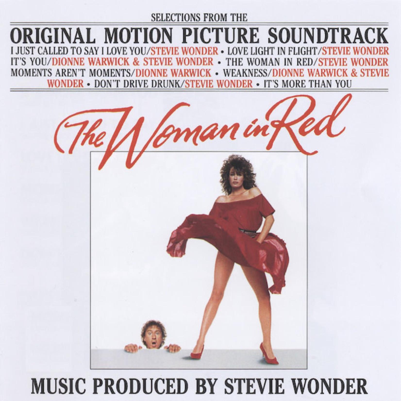 [Vintage] Wonder, Stevie: Woman in Red (Soundtrack)