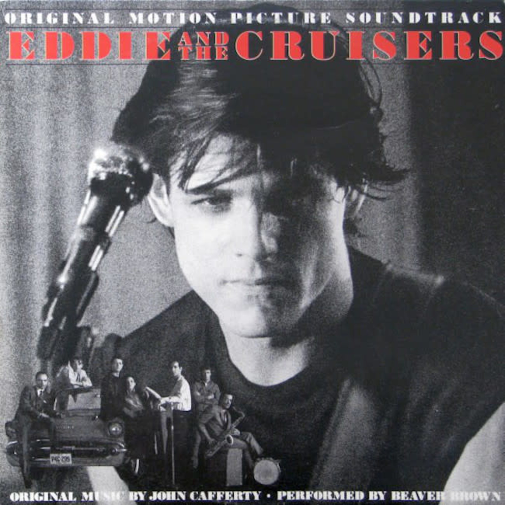 [Vintage] Beaver Brown: Eddie and the Cruisers (Soundtrack)