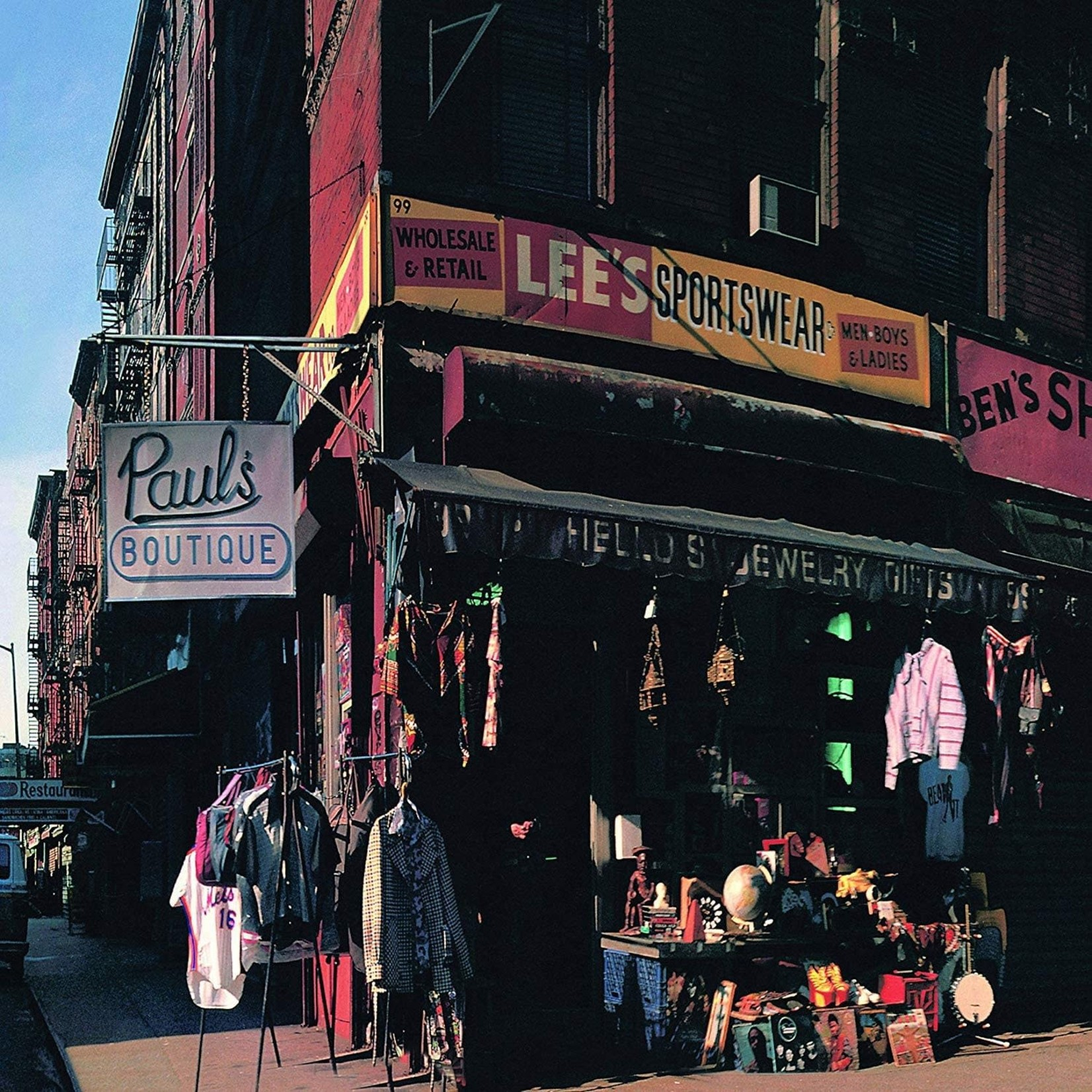 [New] Beastie Boys: Paul's Boutique (2LP, 30th Anniversary Ed.)