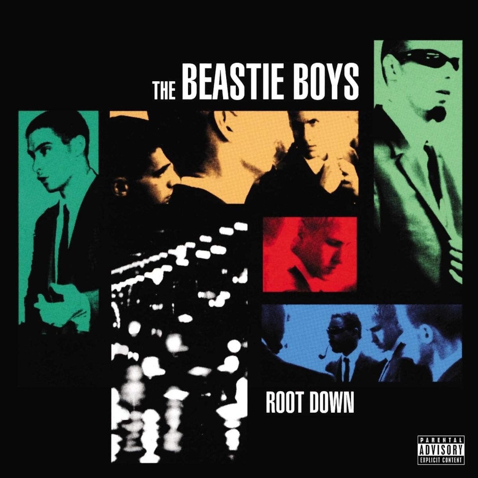 [New] Beastie Boys: Root Down (12''EP)