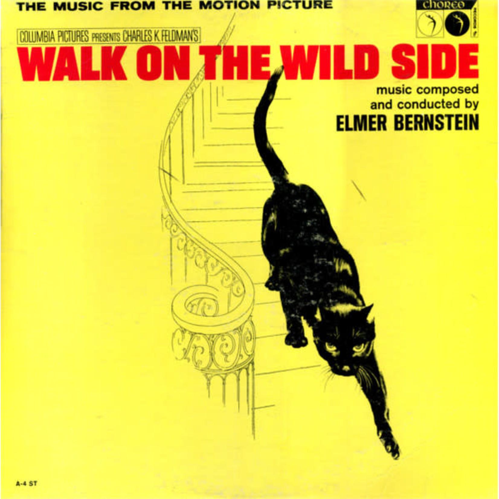 [Vintage] Bernstein, Elmer: Walk on the Wild Side (Soundtrack)