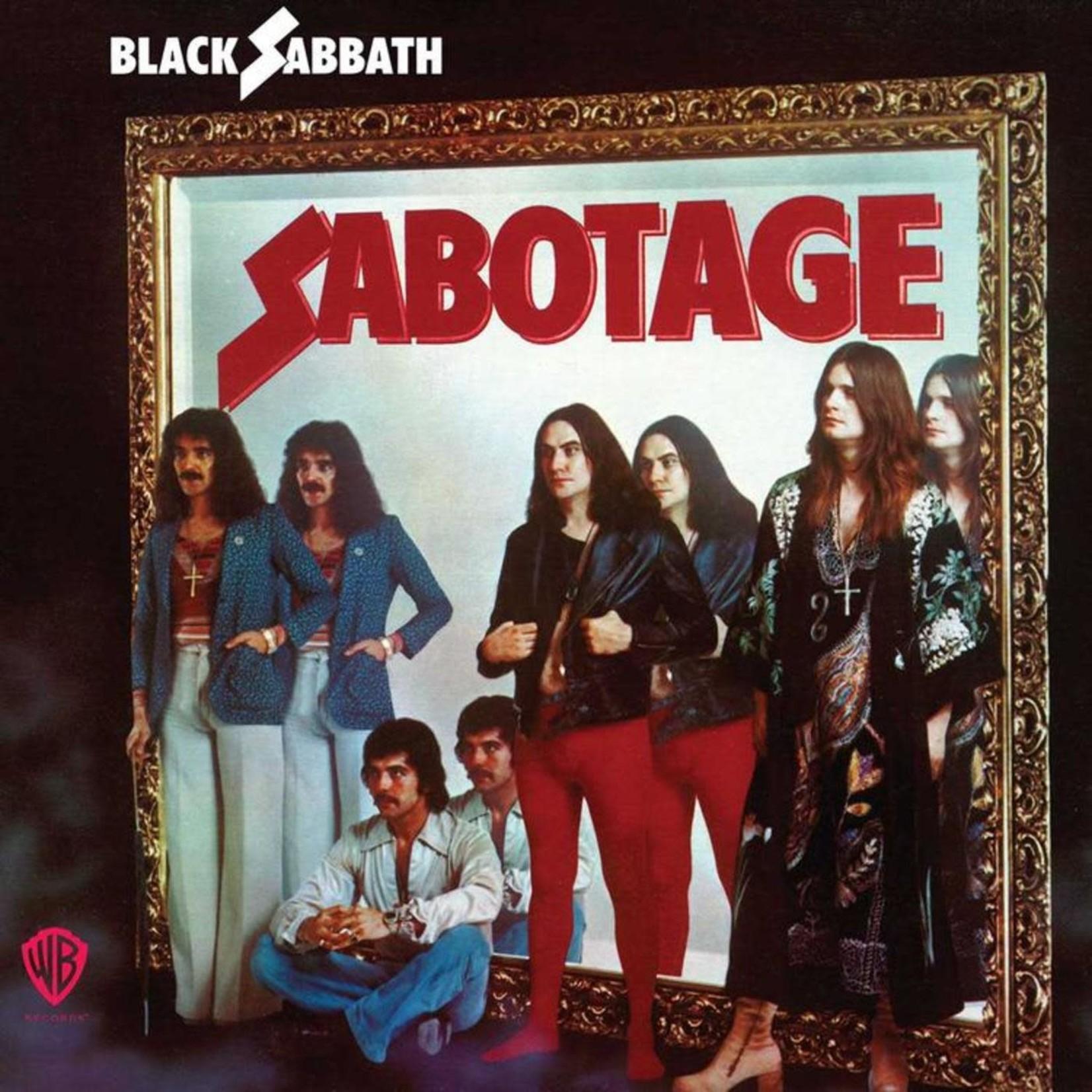 [Vintage] Black Sabbath: Sabotage (reissue)