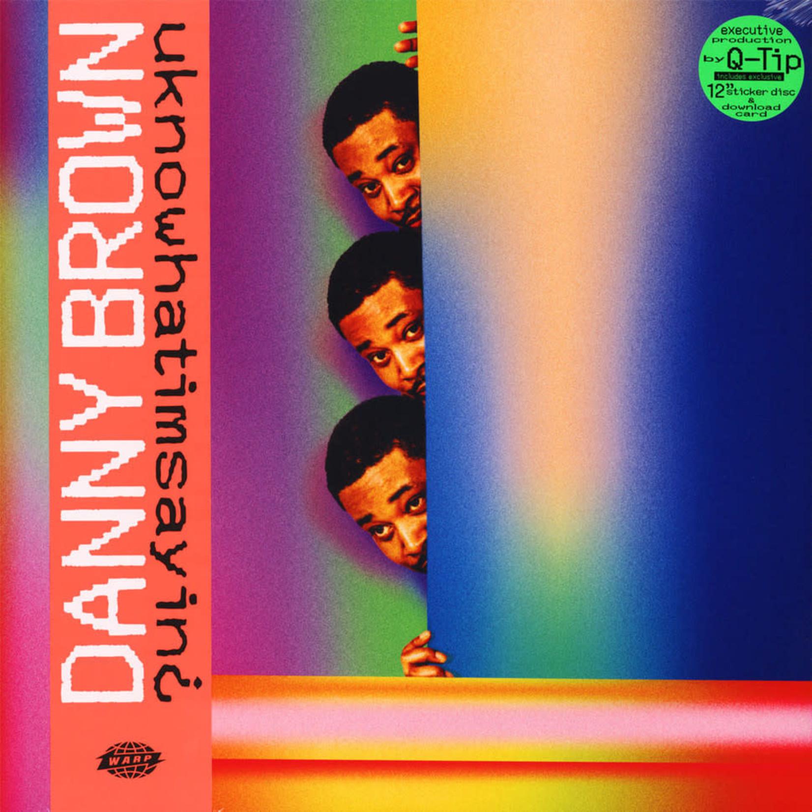 [New] Brown, Danny: Uknowhatimsayin